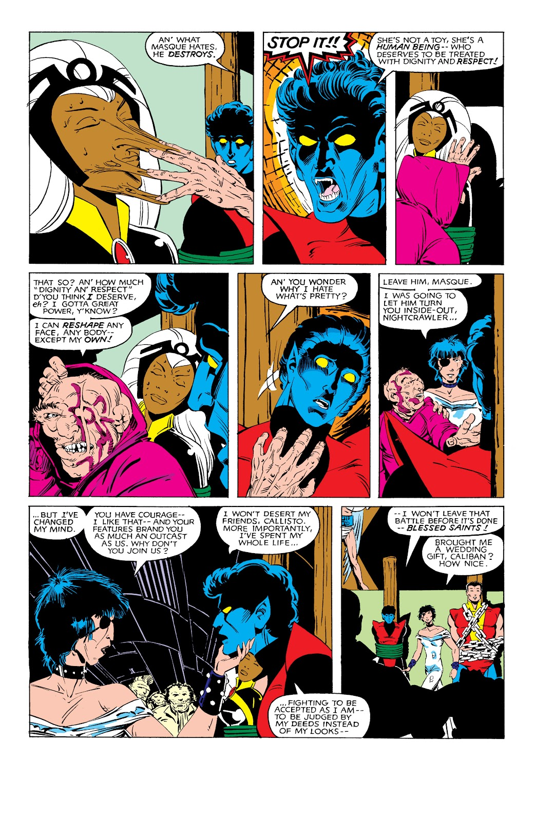 Uncanny X-Men (1963) issue 170 - Page 15