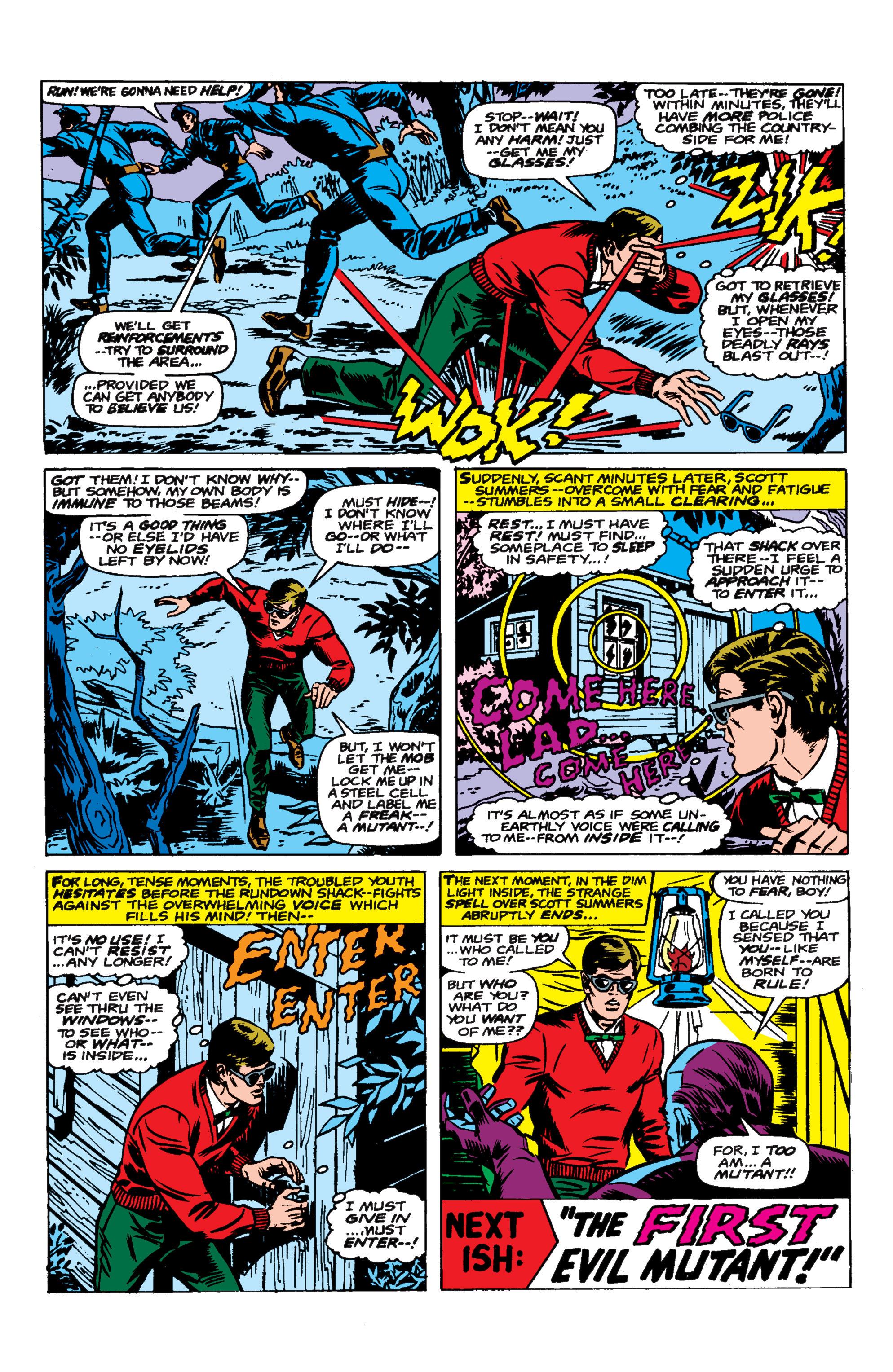 Uncanny X-Men (1963) 39 Page 20
