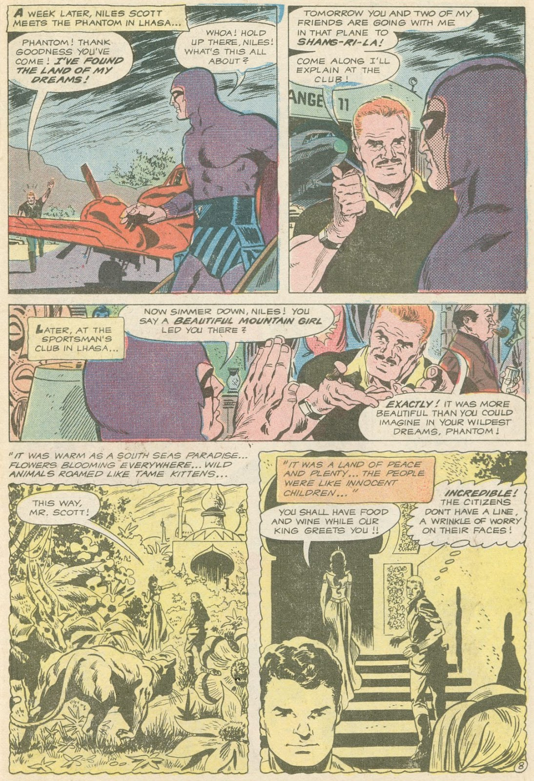 The Phantom (1969) issue 31 - Page 9