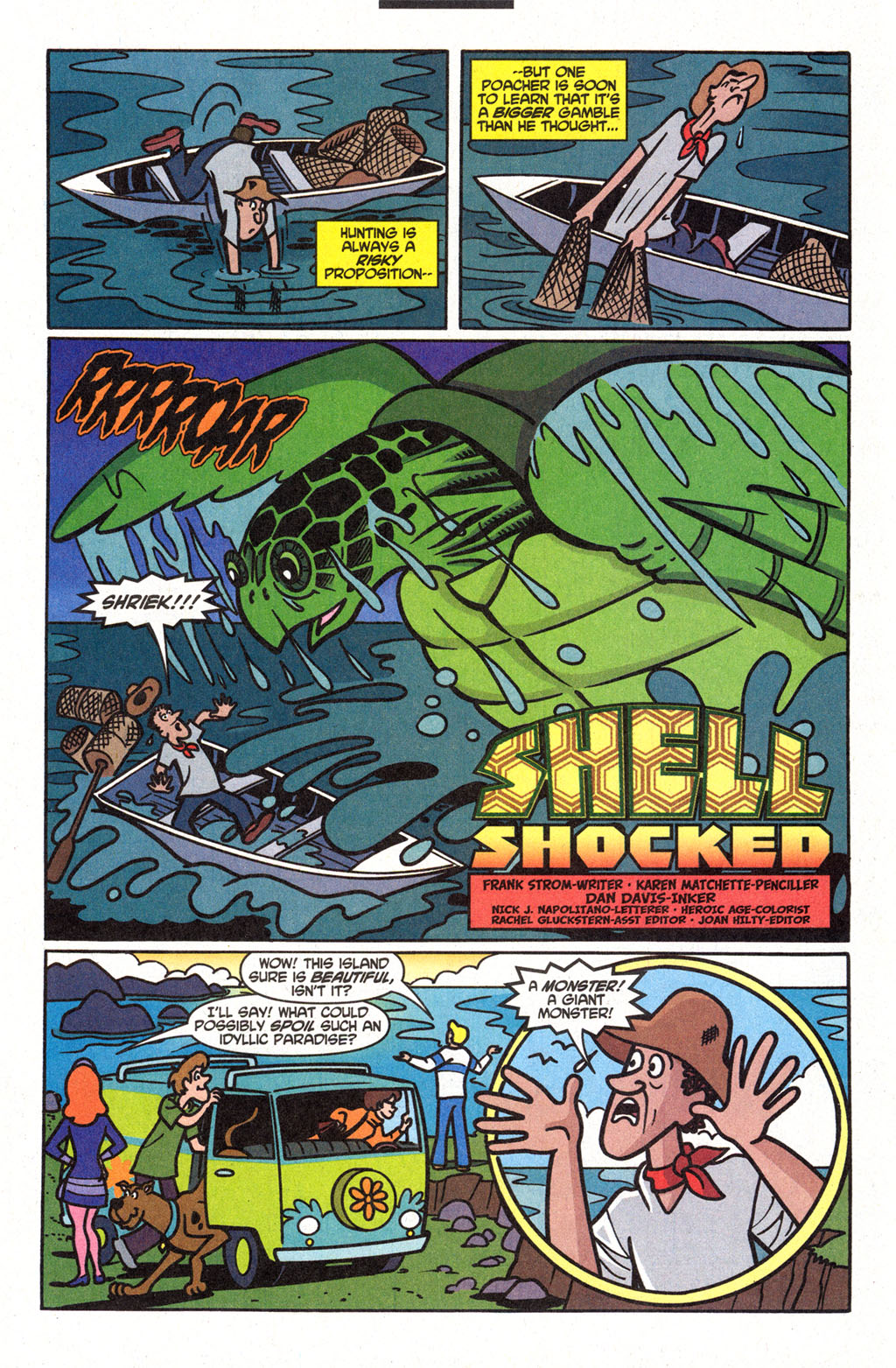 Read online Scooby-Doo (1997) comic -  Issue #97 - 13