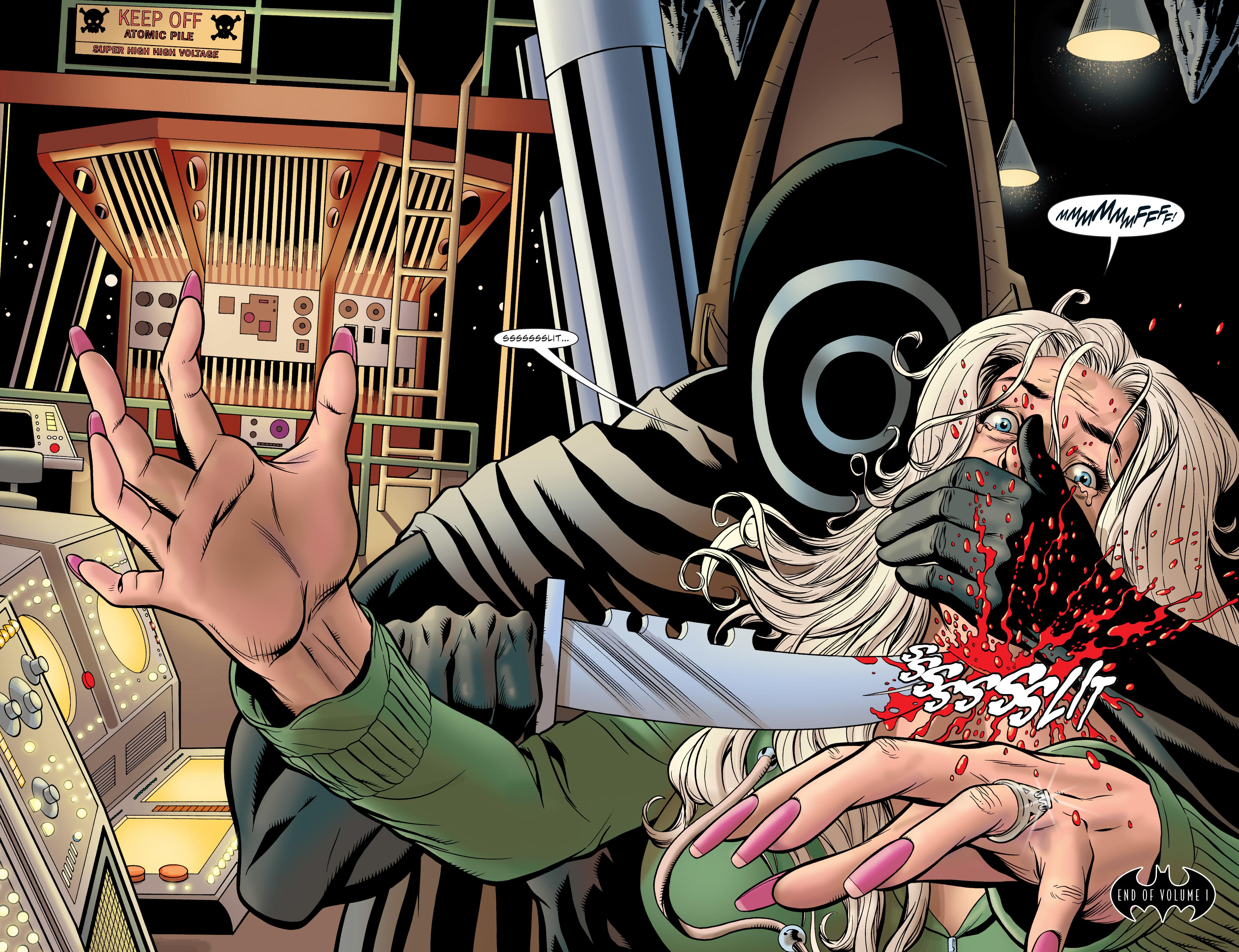 Read online Batman: The Widening Gyre comic -  Issue #6 - 44
