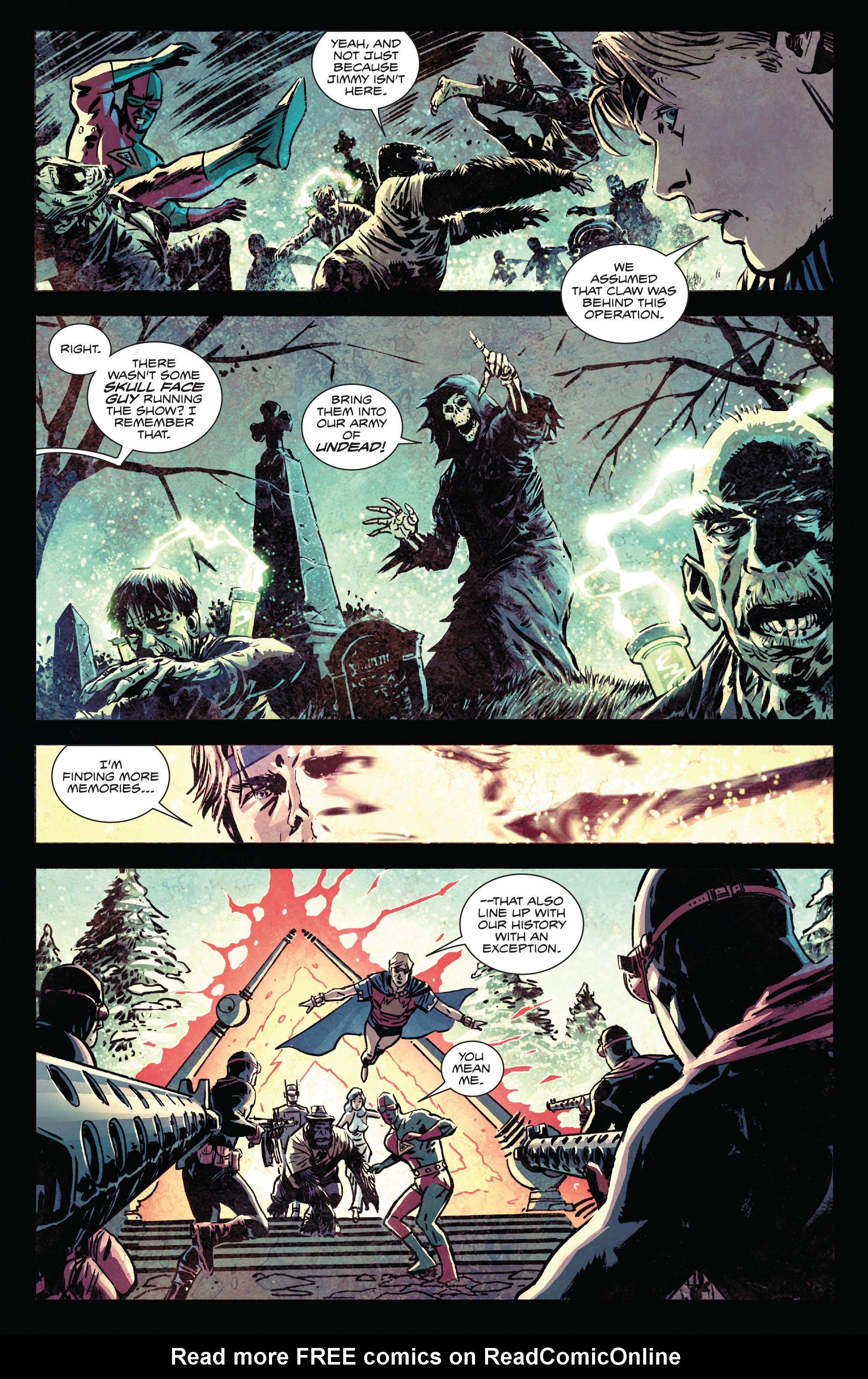 Read online Atlas comic -  Issue #2 - 11