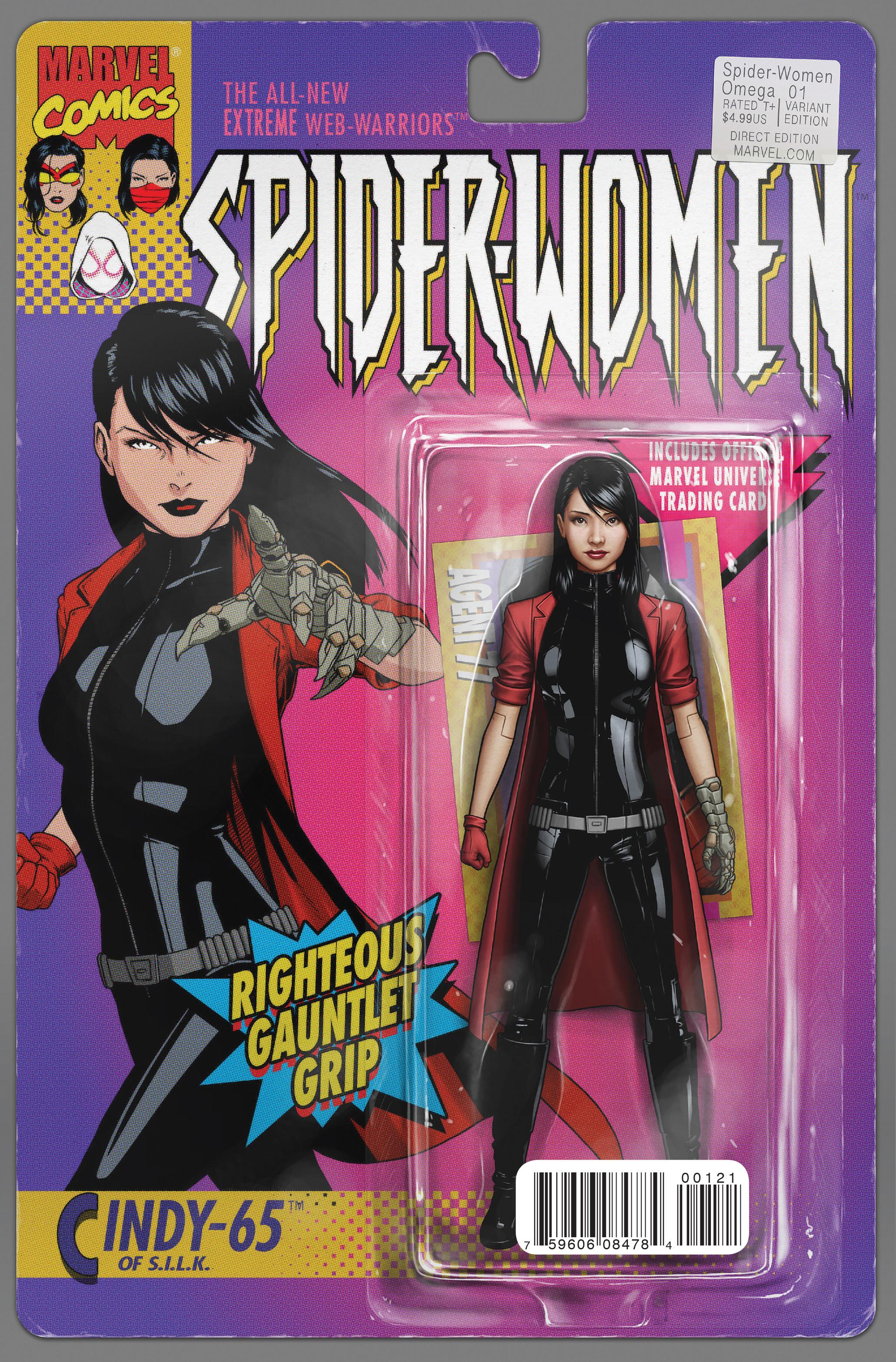 Read online Spider-Women Omega comic -  Issue # Full - 2