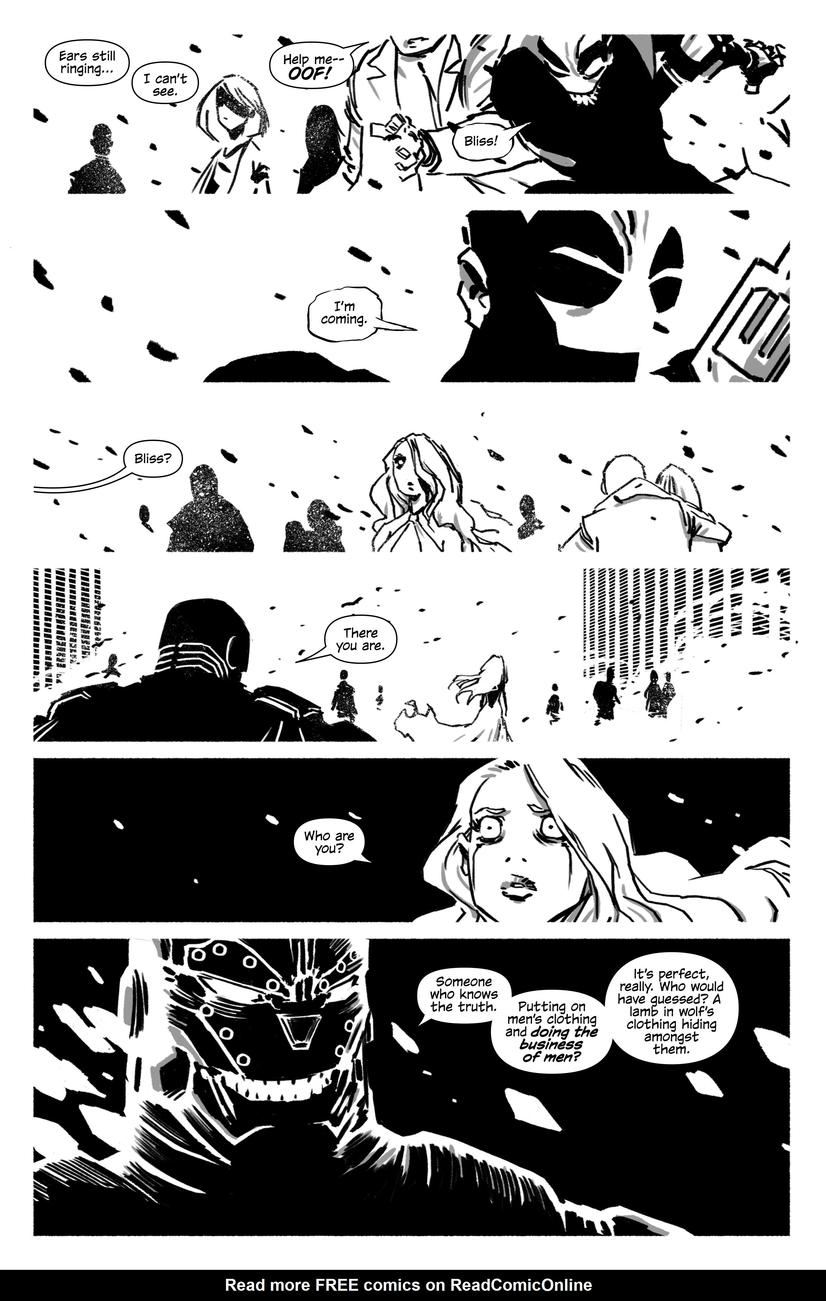 Read online Renato Jones, Season 2: Freelancer comic -  Issue #1 - 18