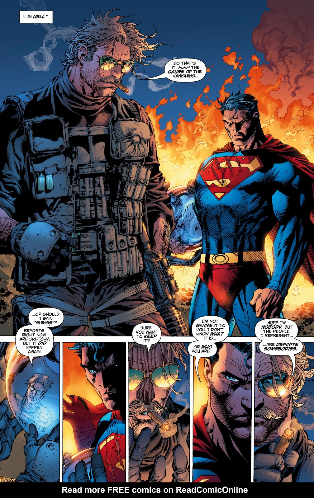 Read online Superman: For Tomorrow comic -  Issue # TPB (Part 2) - 13
