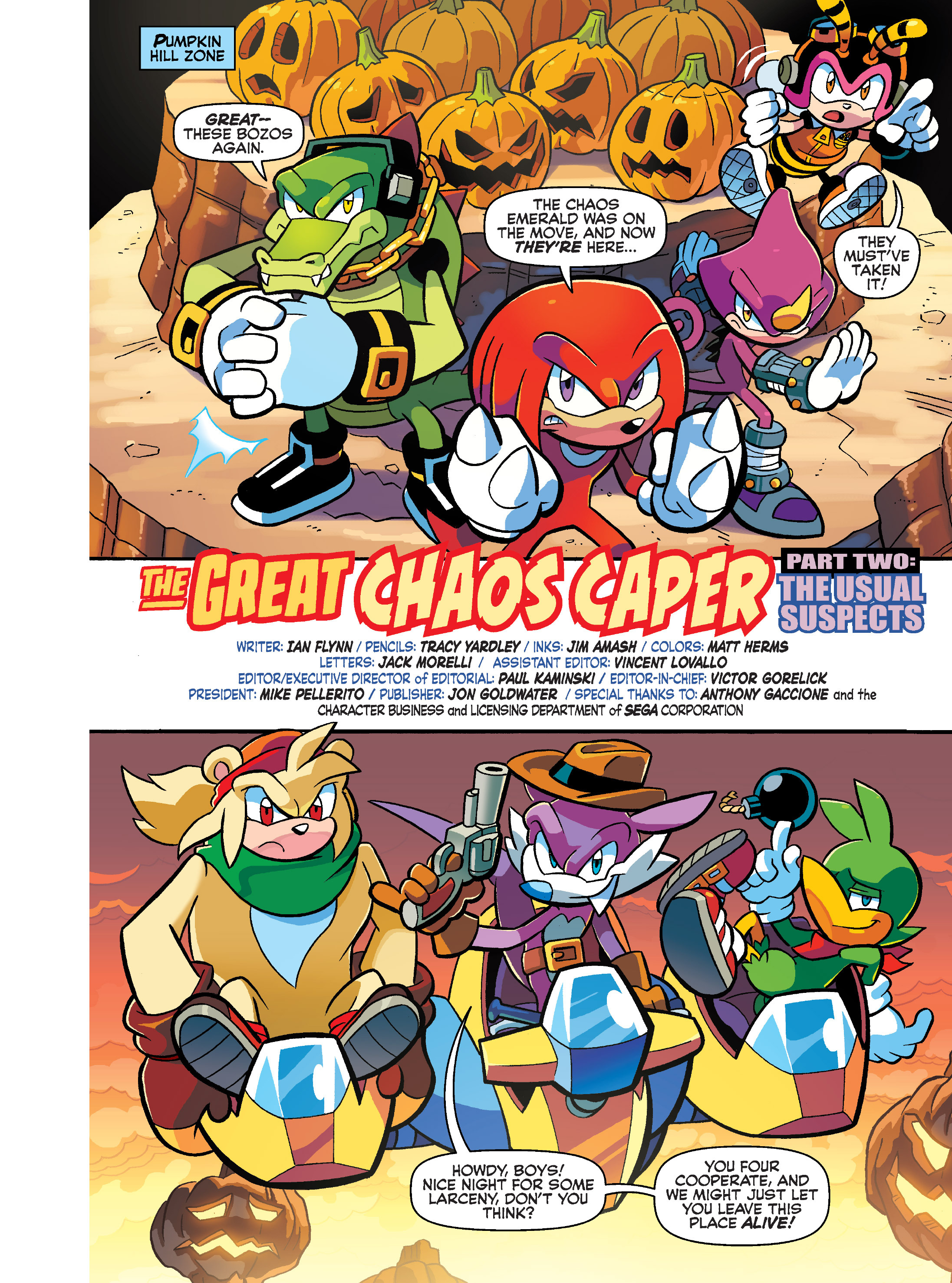 Read online Sonic Super Digest comic -  Issue #10 - 44