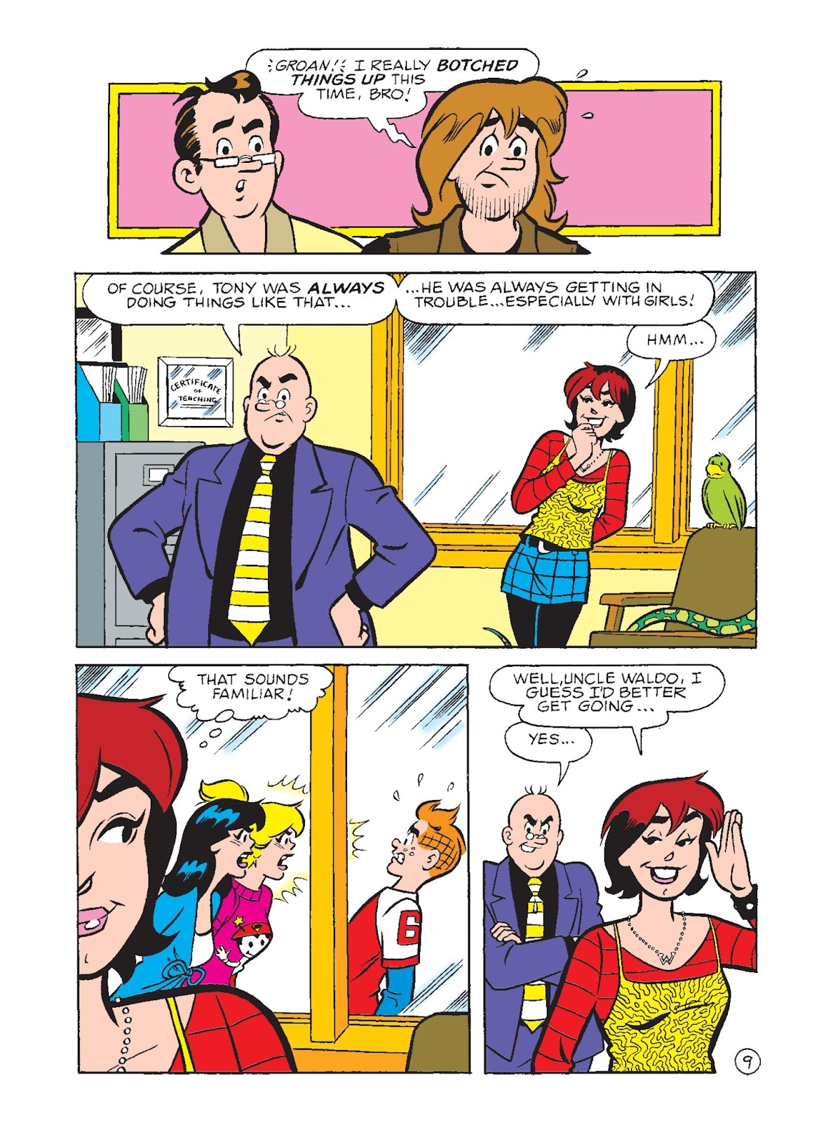 Archie 1000 Page Comics Digest issue TPB_(Part_5) - Page 11