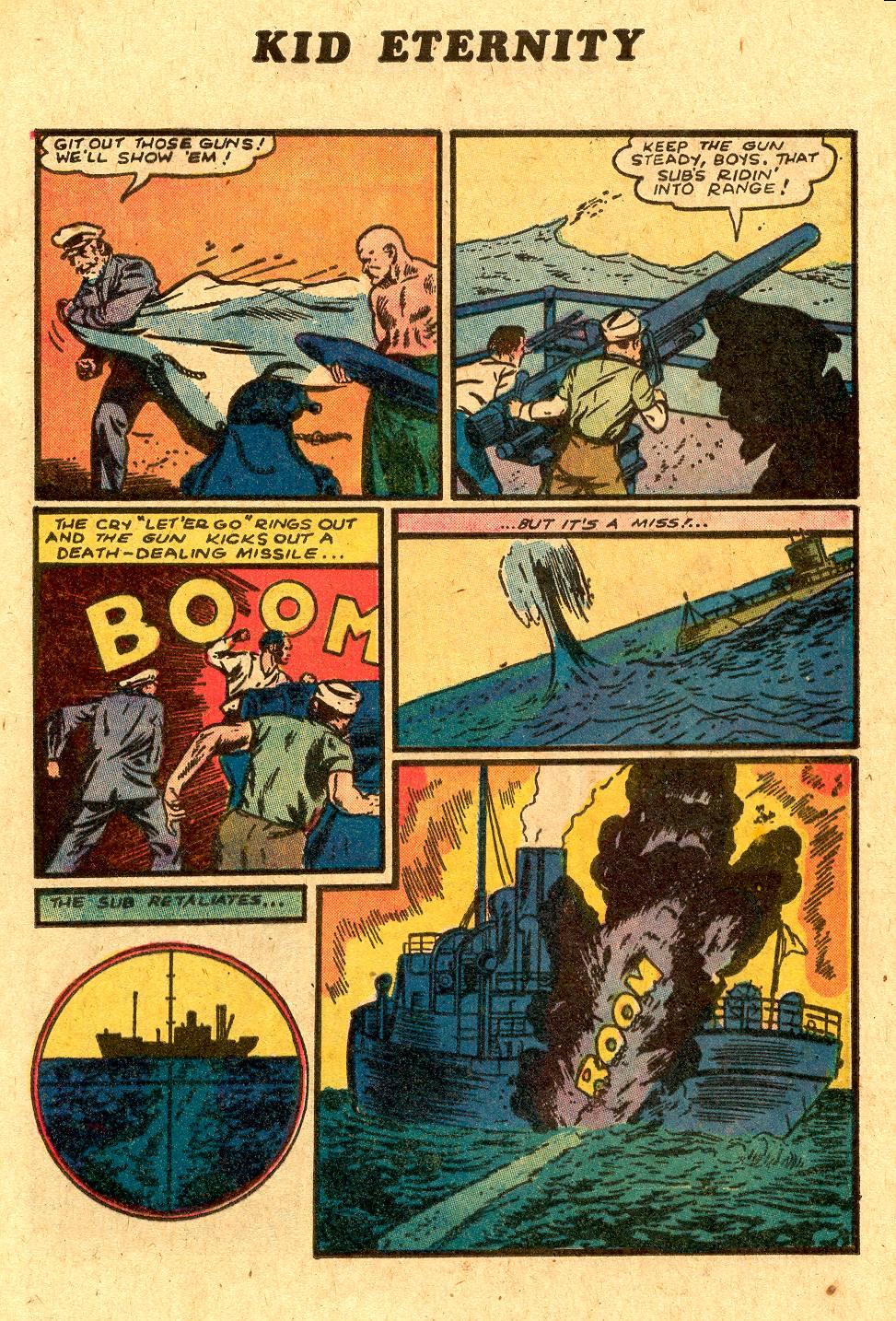Read online Secret Origins (1973) comic -  Issue #4 - 17