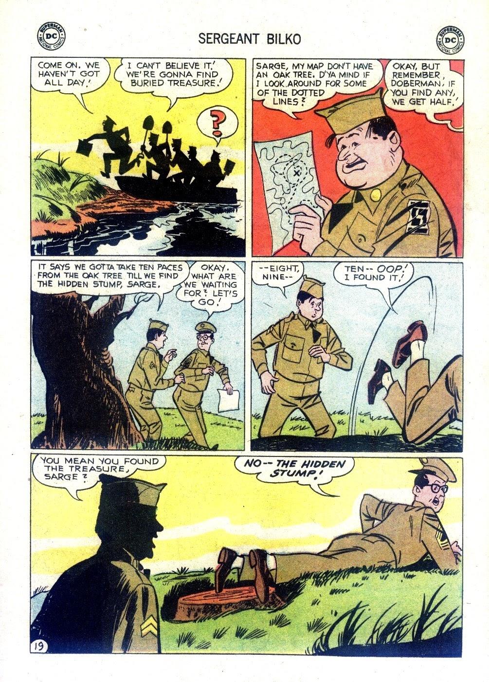 Sergeant Bilko issue 9 - Page 25