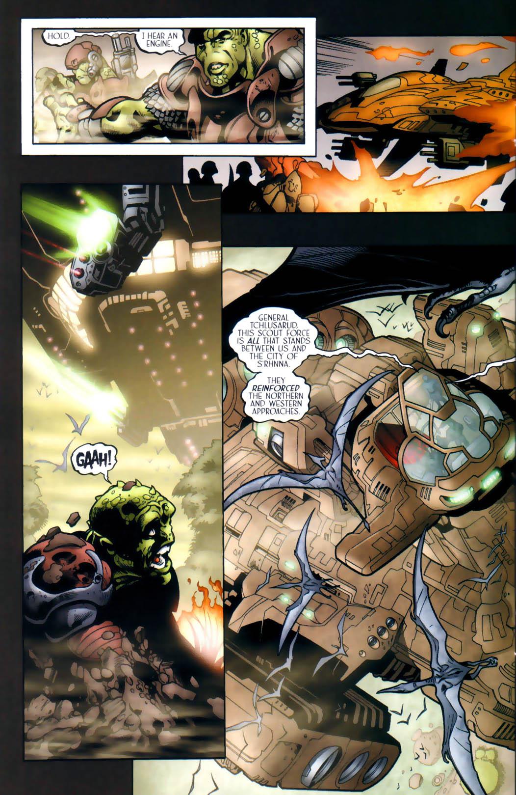 Read online Sigil (2000) comic -  Issue #30 - 11