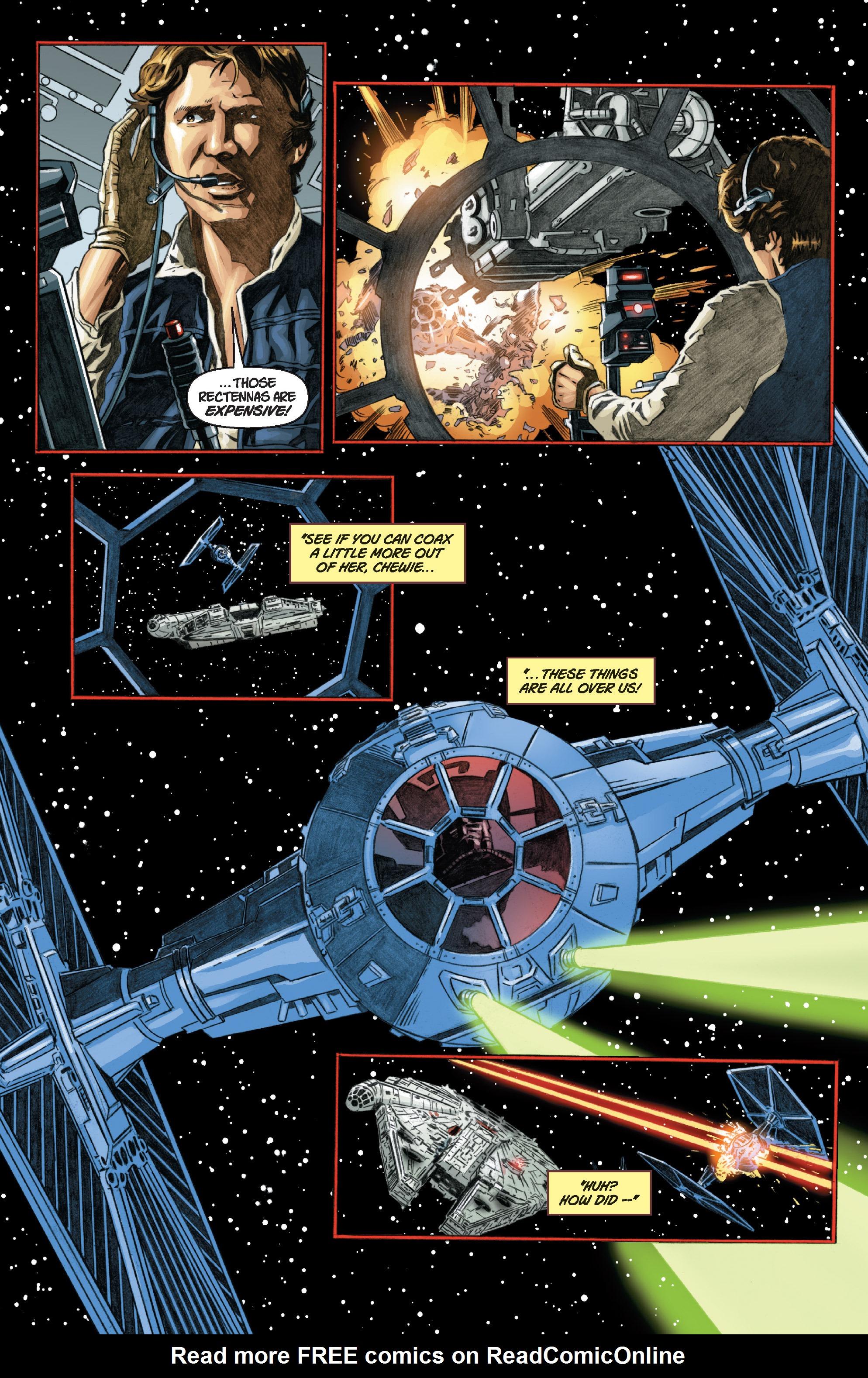 Read online Star Wars Omnibus comic -  Issue # Vol. 17 - 371