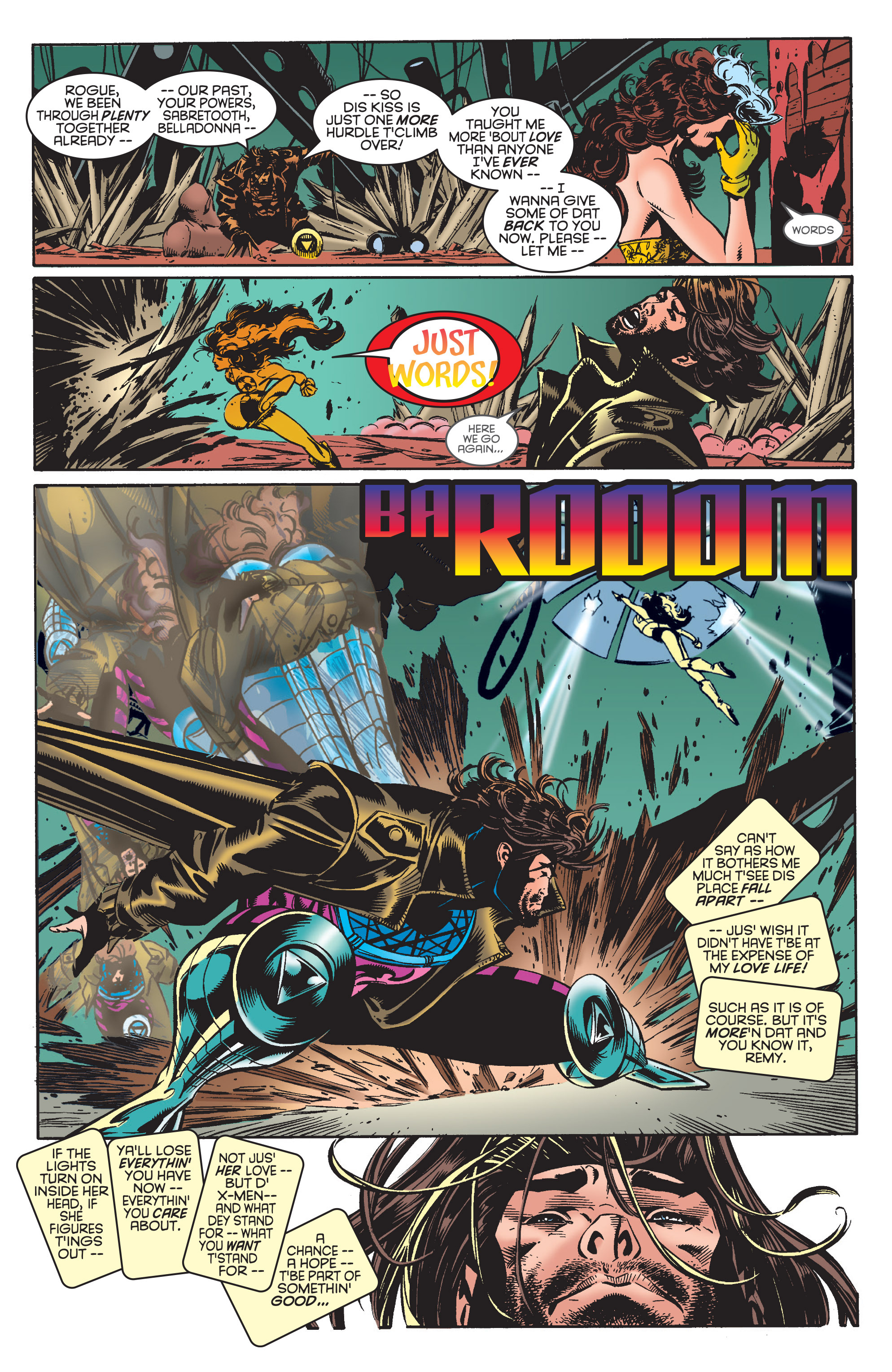 X-Men (1991) 45 Page 23