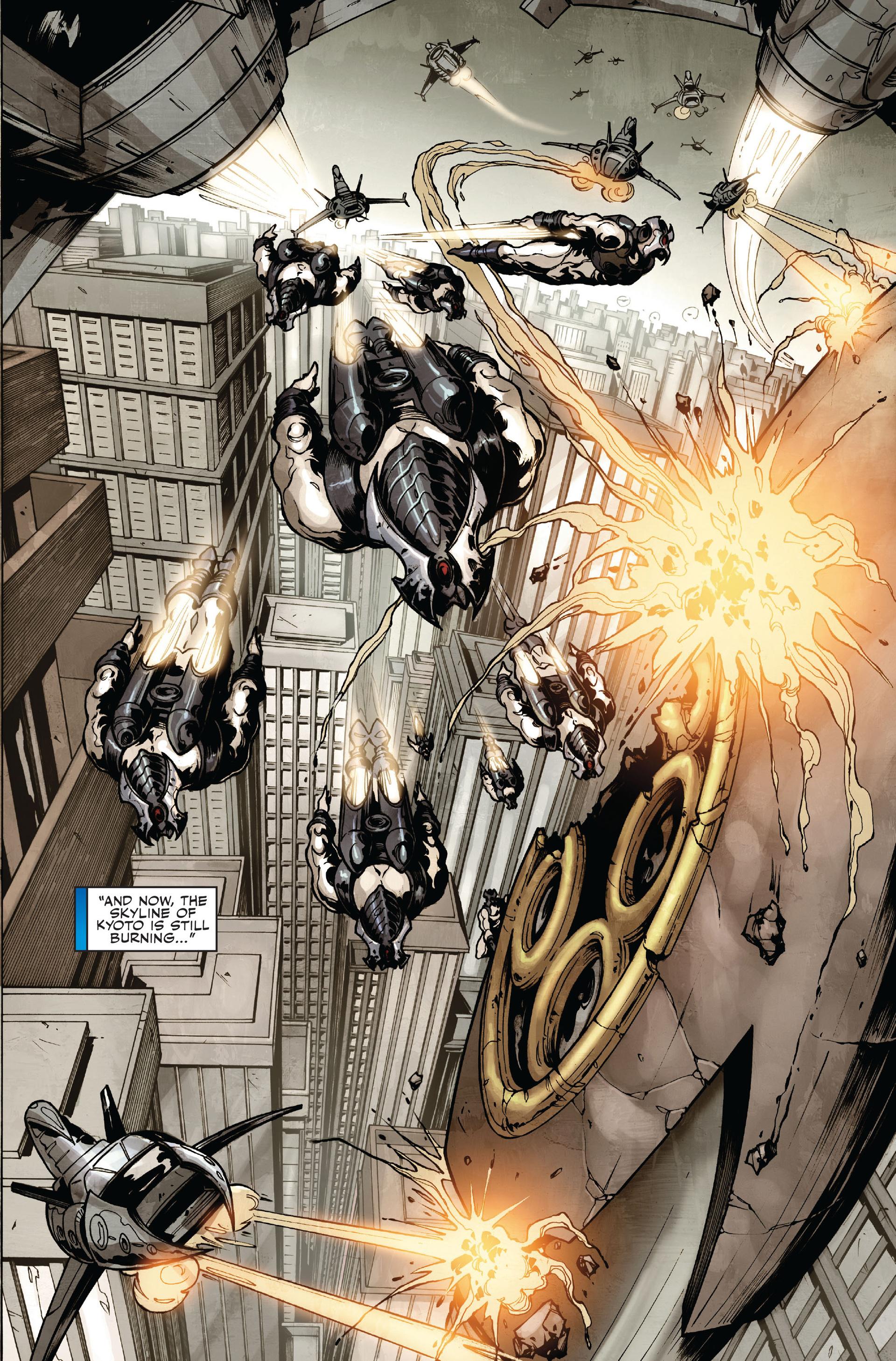 Read online Secret Warriors comic -  Issue #16 - 14