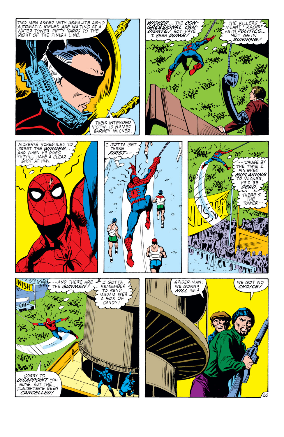The Amazing Spider-Man (1963) 216 Page 20