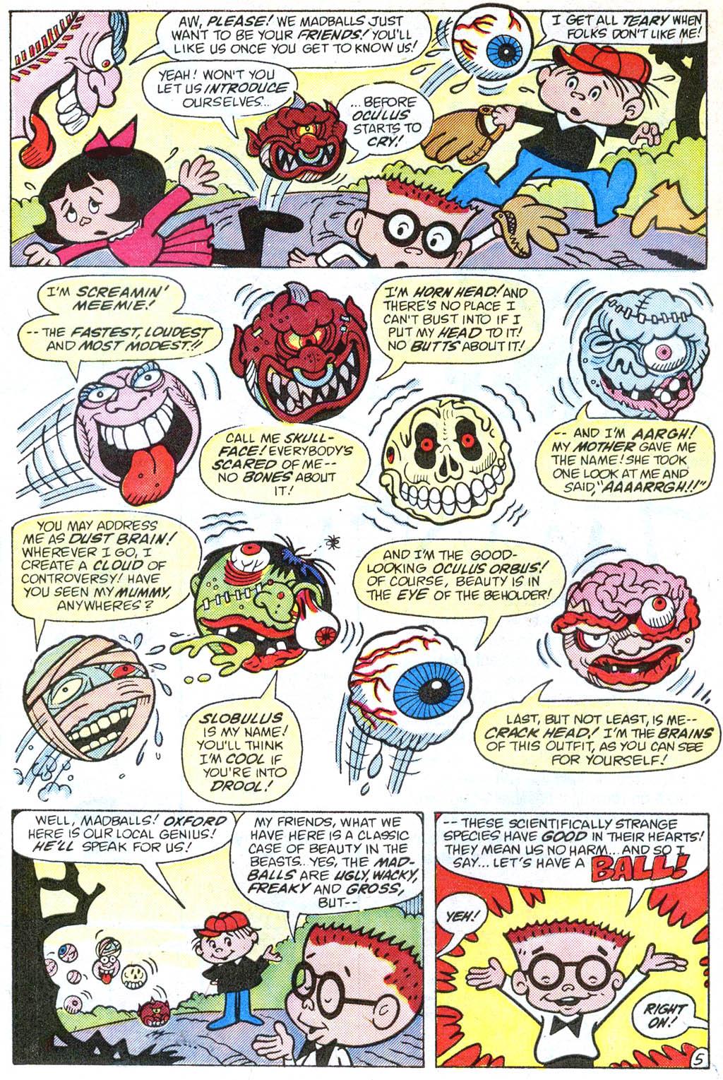Madballs issue 1 - Page 6