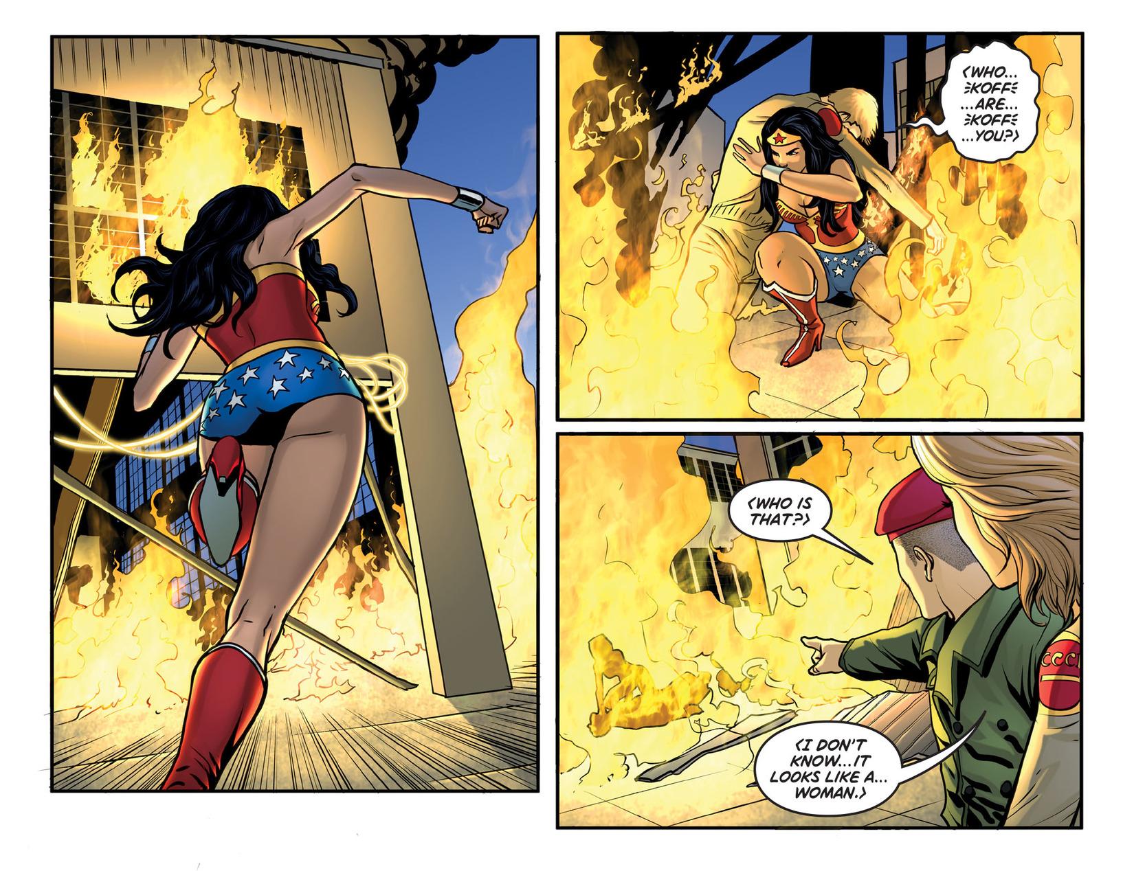 Read online Wonder Woman '77 [I] comic -  Issue #26 - 16