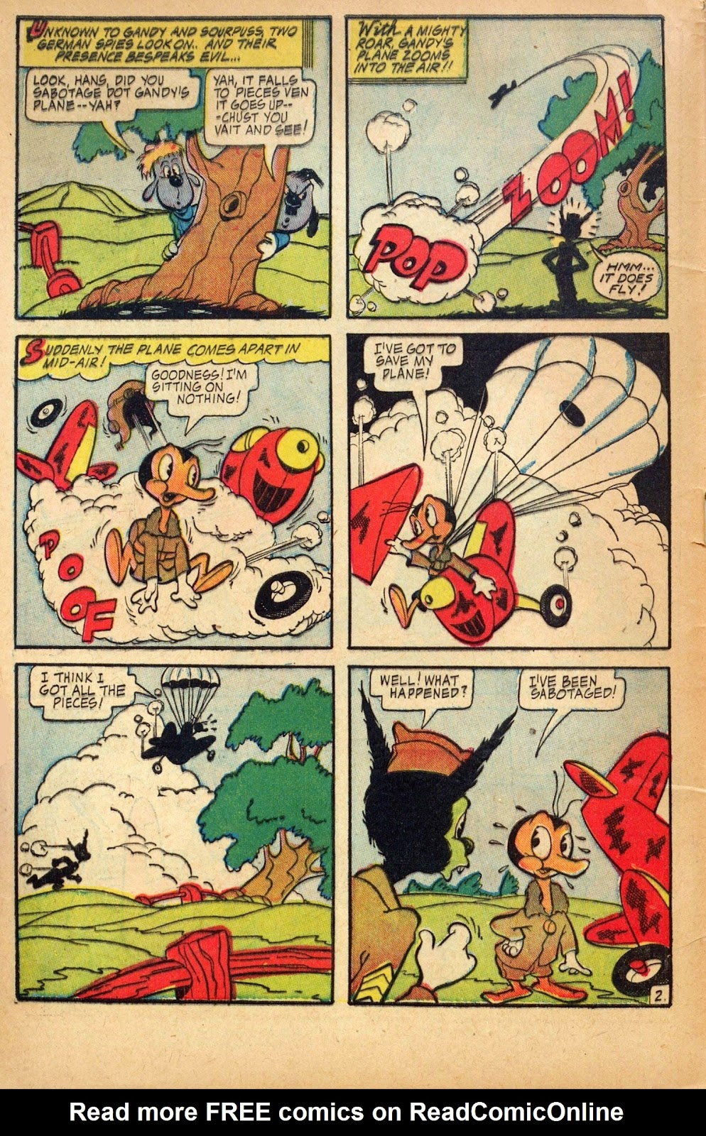 Terry-Toons Comics issue 21 - Page 4
