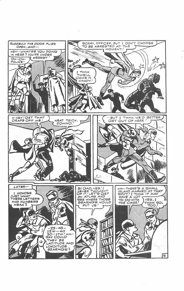 Read online Golden-Age Men of Mystery comic -  Issue #6 - 28