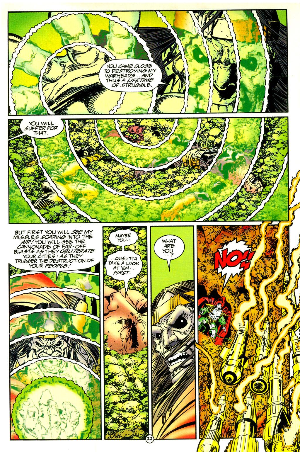 Read online UltraForce (1994) comic -  Issue #5 - 23