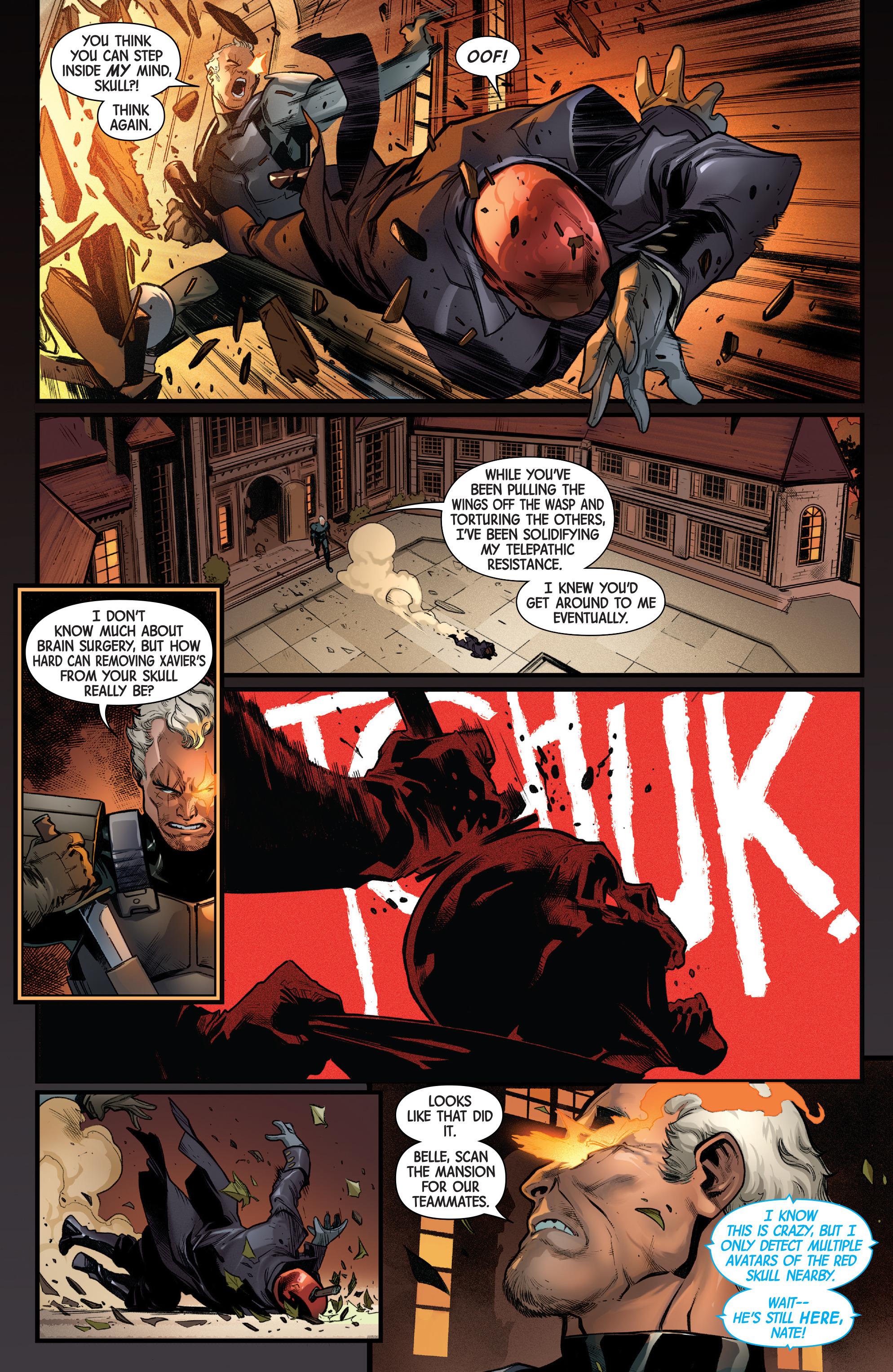 Read online Uncanny Avengers [II] comic -  Issue #19 - 13