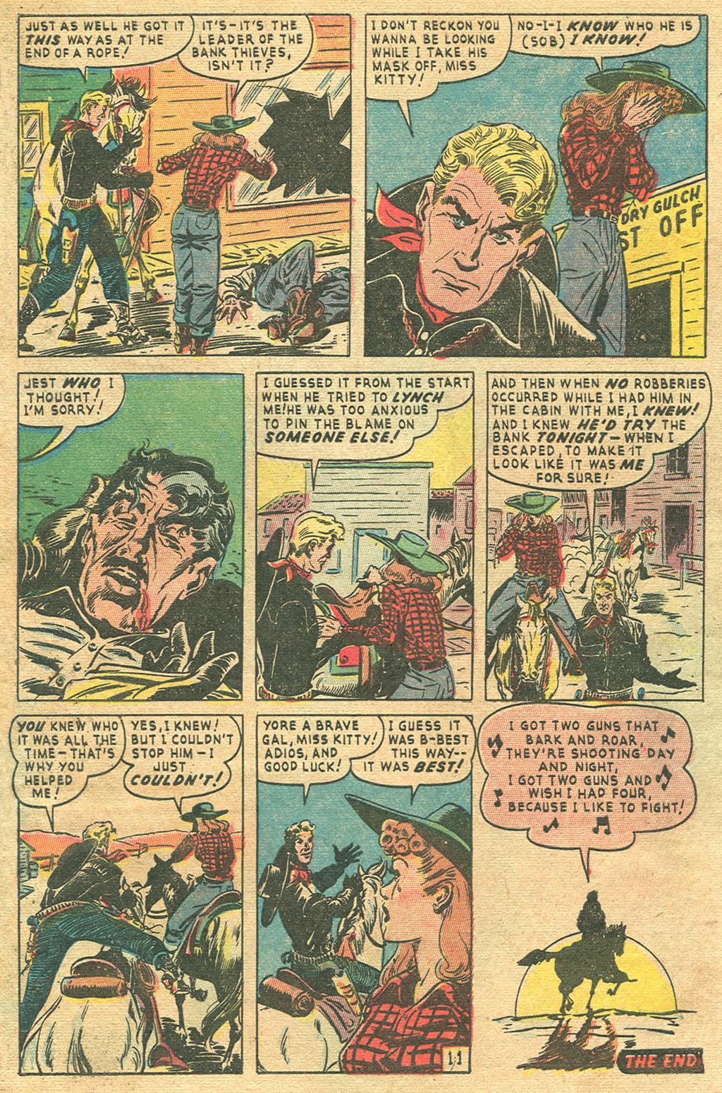 Read online Two-Gun Kid comic -  Issue #1 - 32