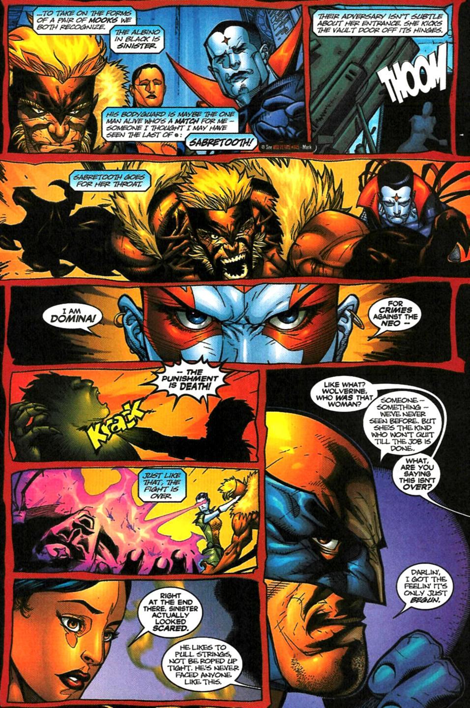 X-Men (1991) 102 Page 6