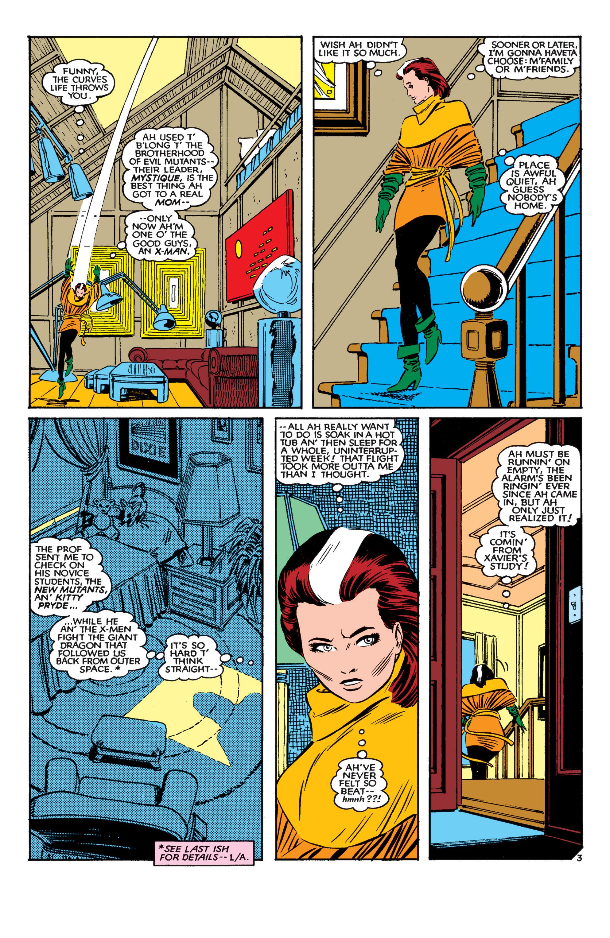 Read online Uncanny X-Men (1963) comic -  Issue #182 - 4