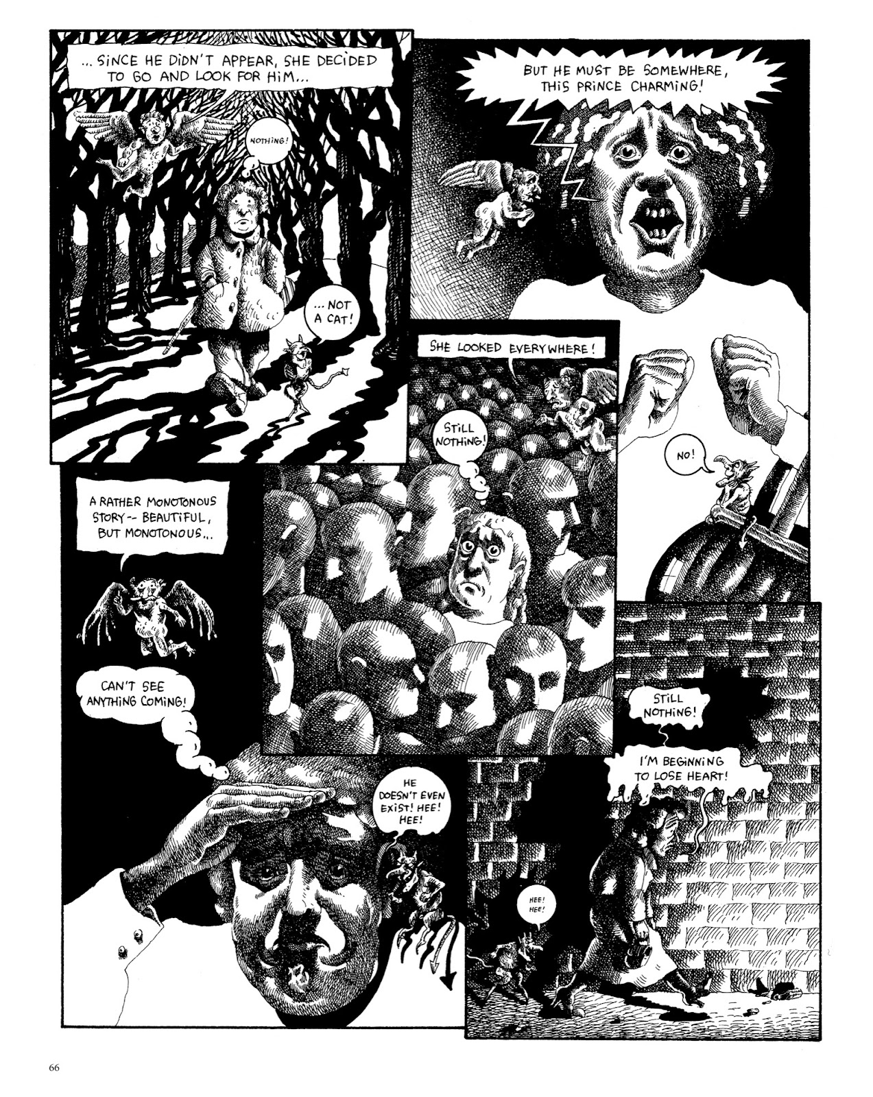 Read online The Green Hand and Other Stories comic -  Issue # TPB - 64