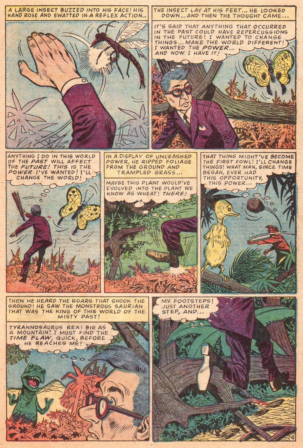 Journey Into Unknown Worlds (1950) issue 38 - Page 22