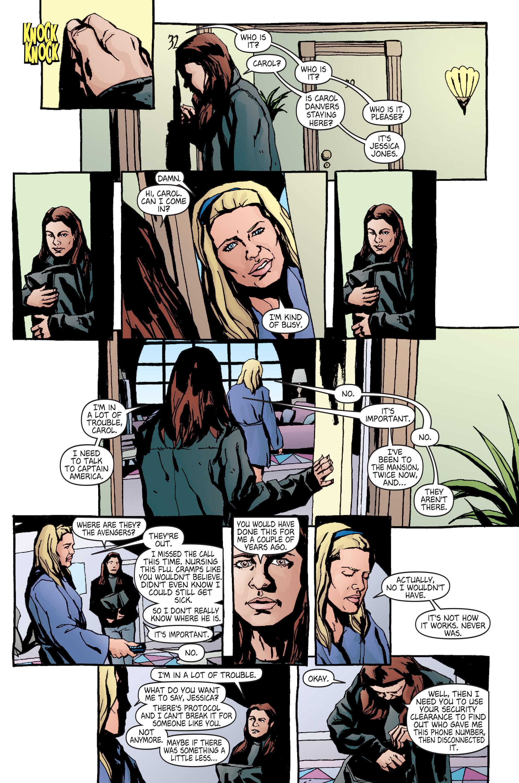 Read online Alias comic -  Issue #3 - 16
