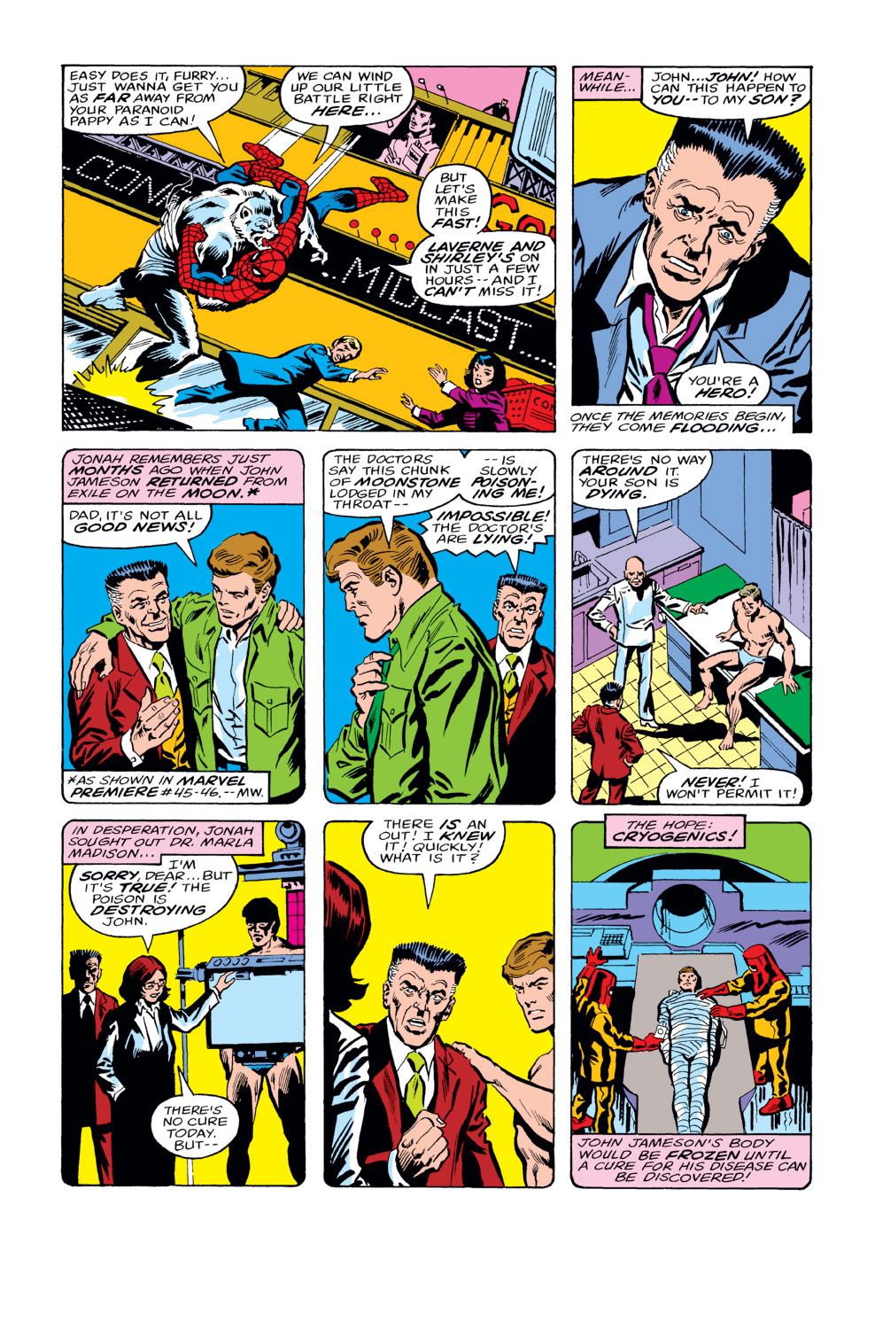 The Amazing Spider-Man (1963) 190 Page 9