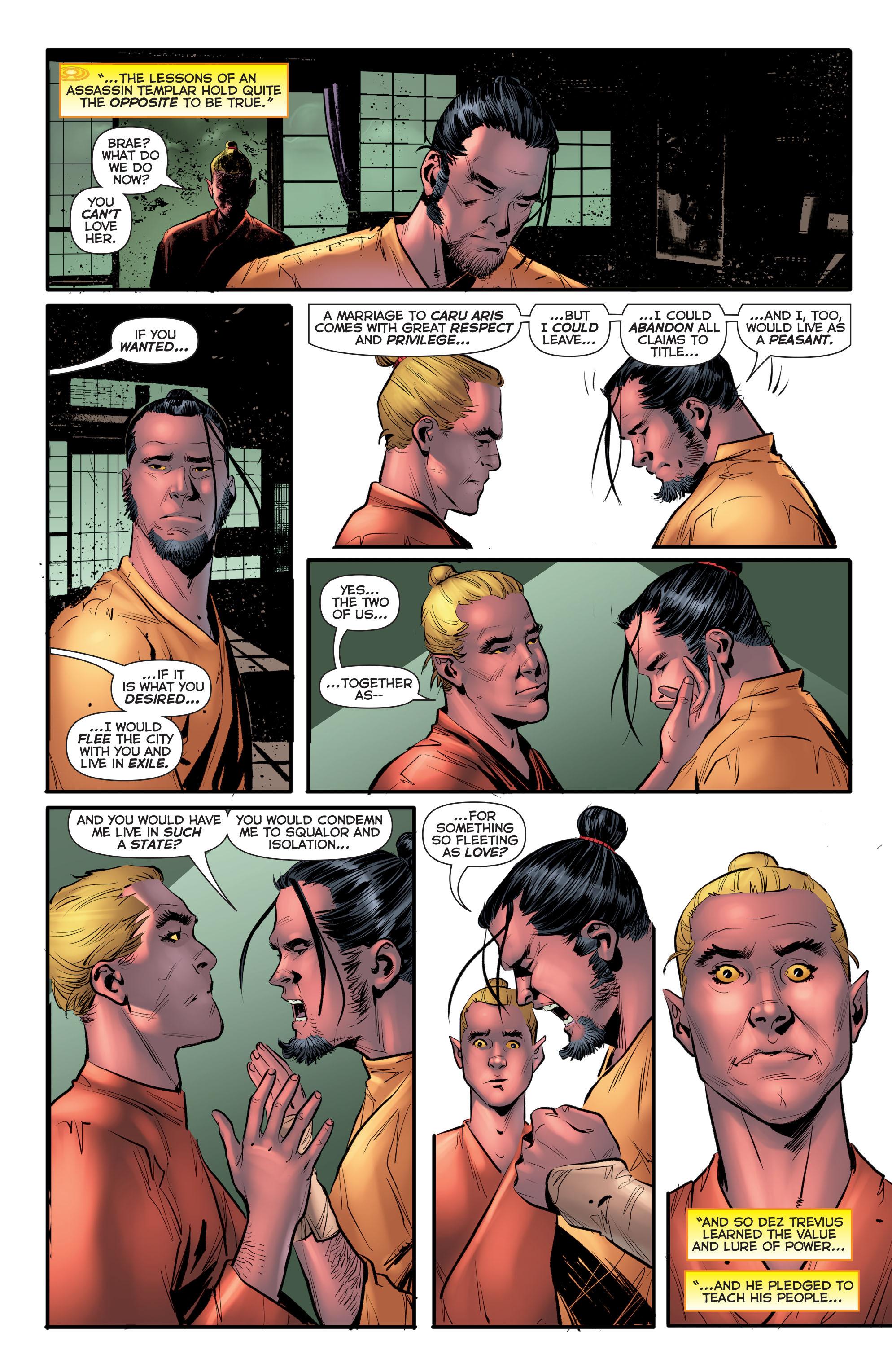 Read online Sinestro comic -  Issue # Annual 1 - 37