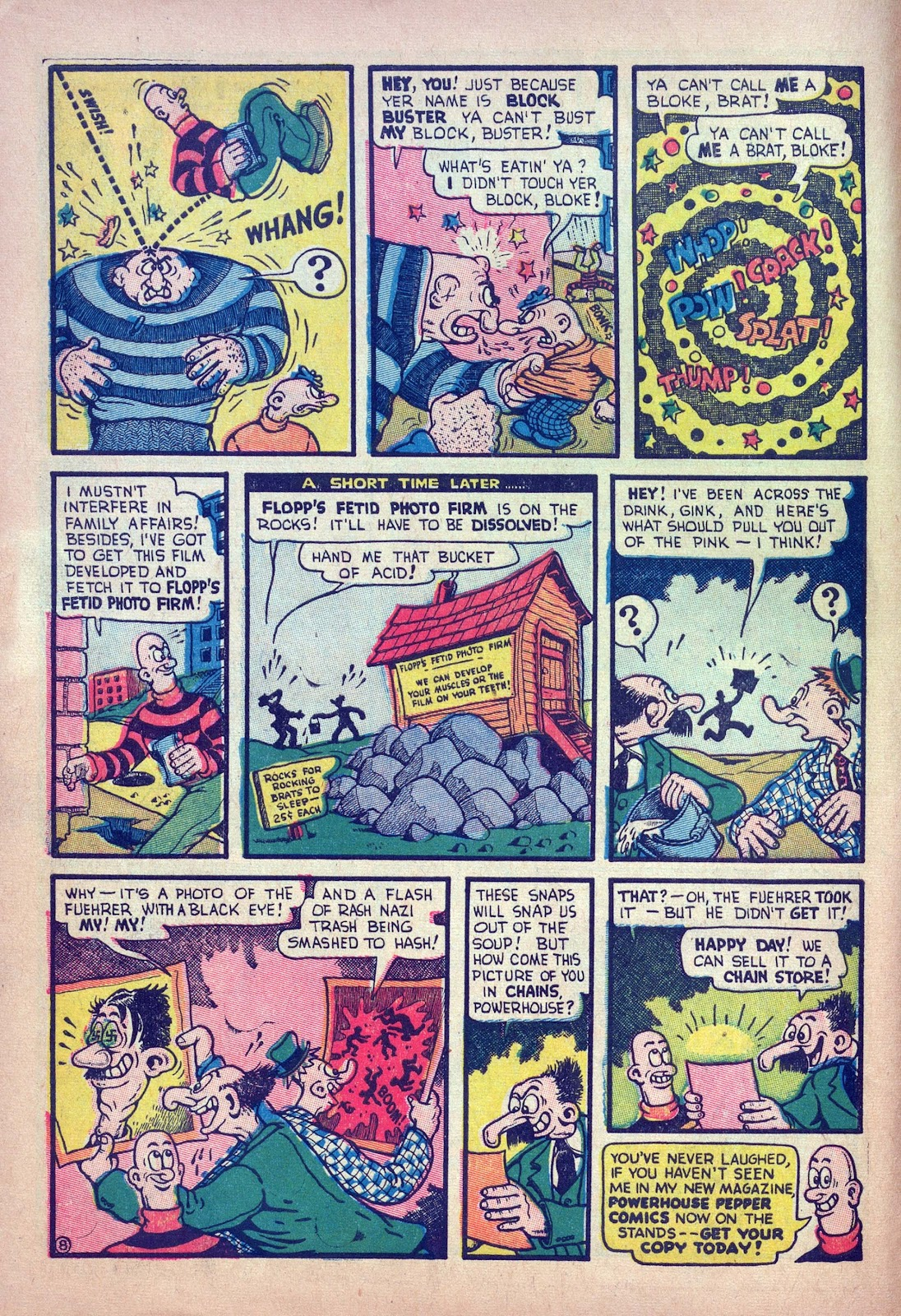 Read online Joker Comics comic -  Issue #14 - 10