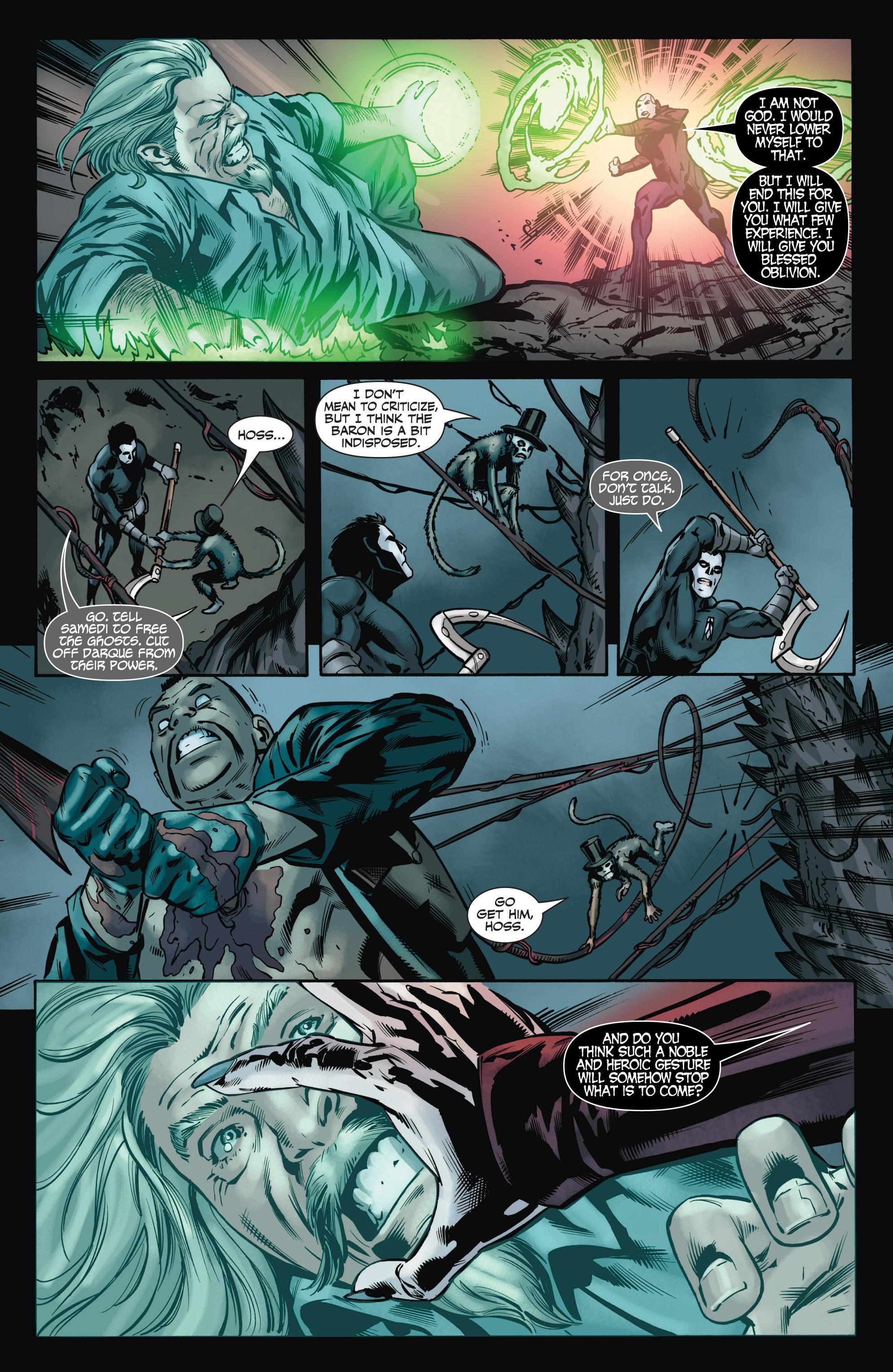 Read online Shadowman (2012) comic -  Issue #9 - 17