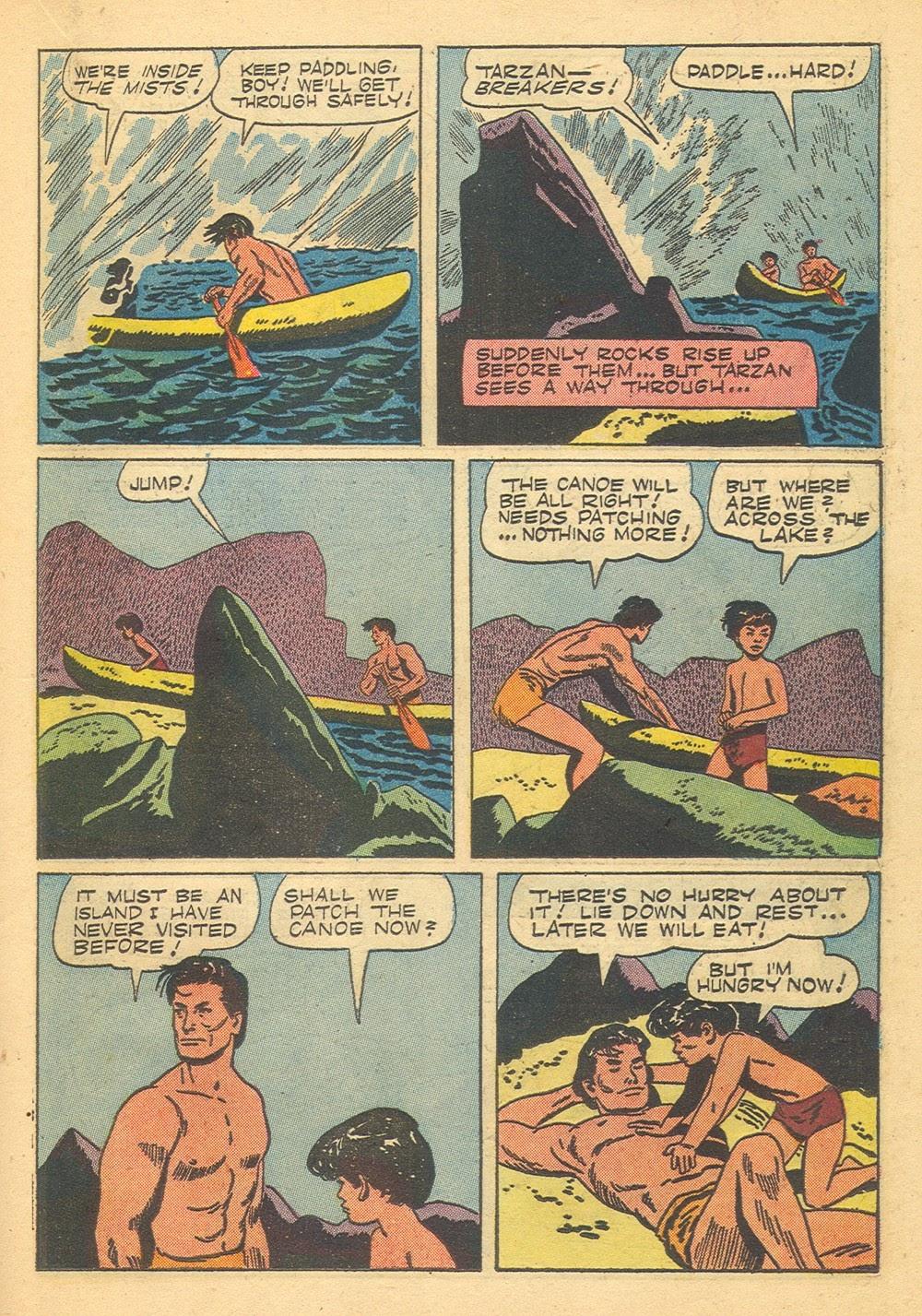 Tarzan (1948) issue 70 - Page 19