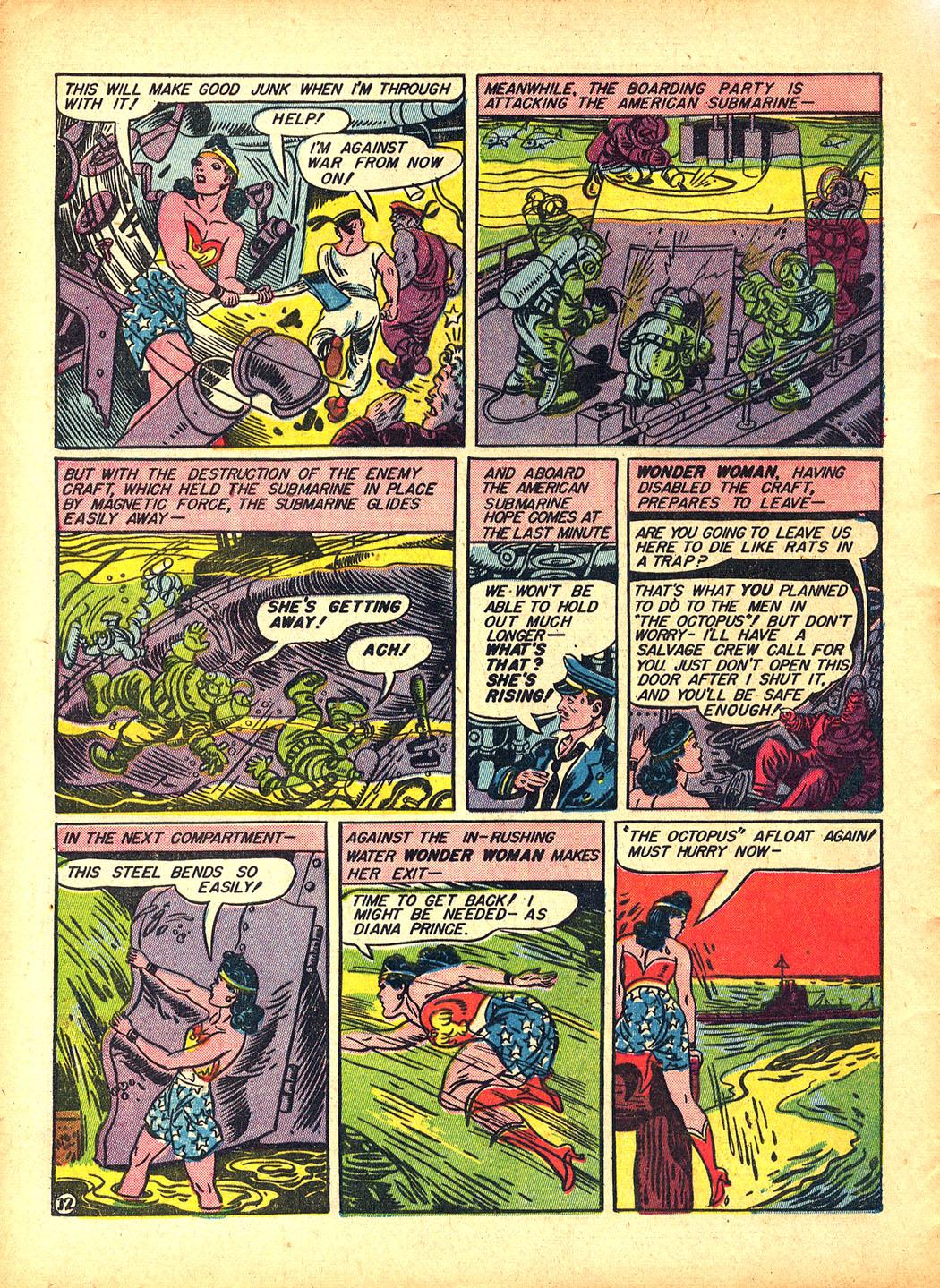 Read online Sensation (Mystery) Comics comic -  Issue #5 - 14