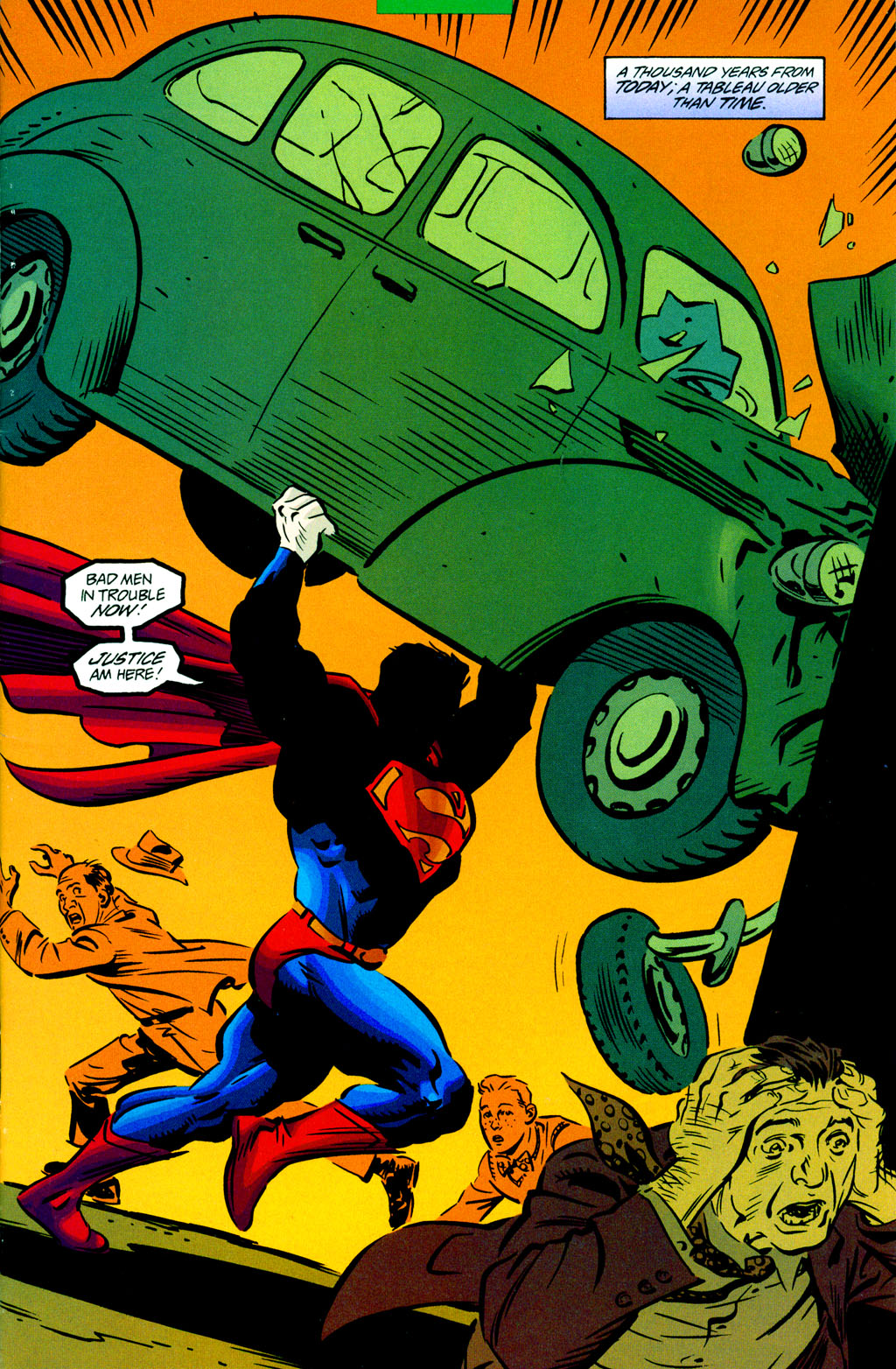 Read online Action Comics (1938) comic -  Issue #Action Comics (1938) _Annual 8 - 2