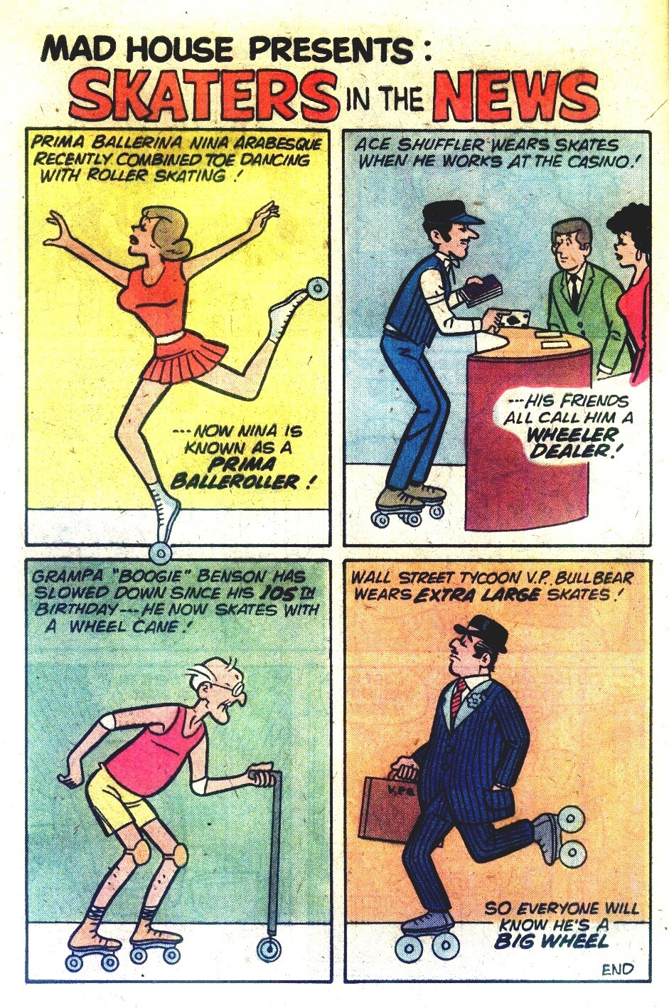 Read online Madhouse Comics comic -  Issue #120 - 8