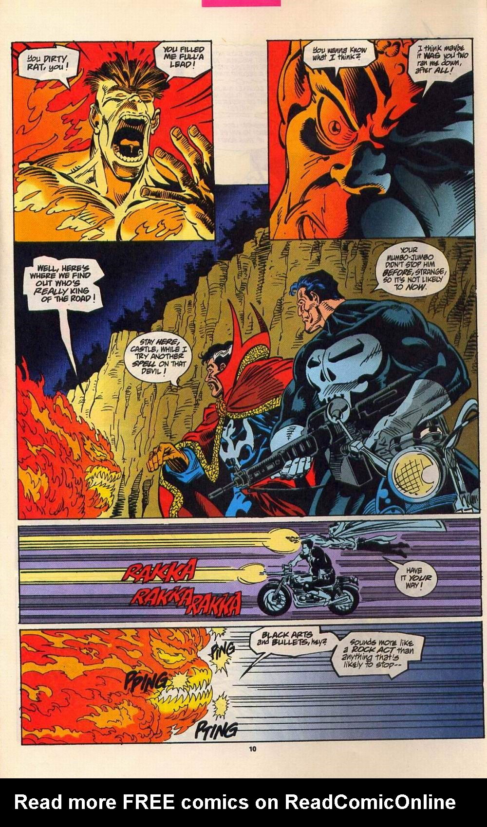 Read online Secret Defenders comic -  Issue #5 - 9