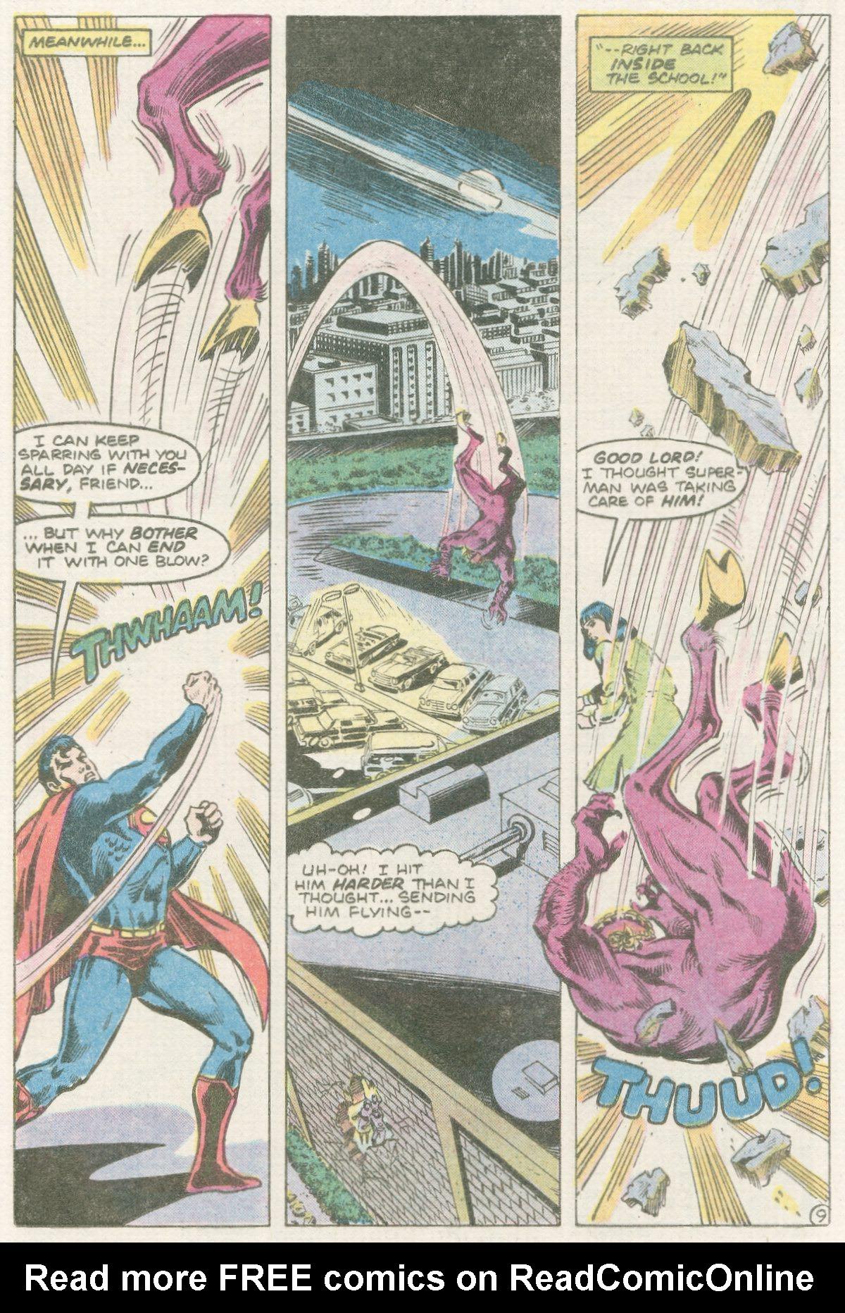 Action Comics (1938) 569 Page 9