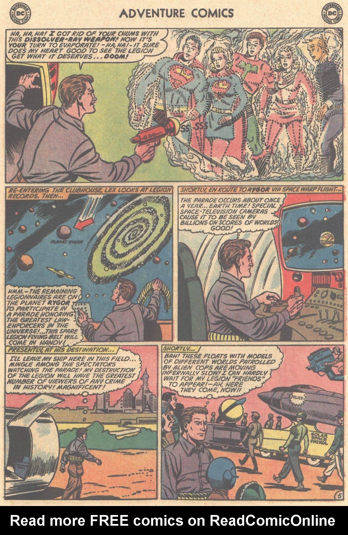Read online Adventure Comics (1938) comic -  Issue #325 - 17