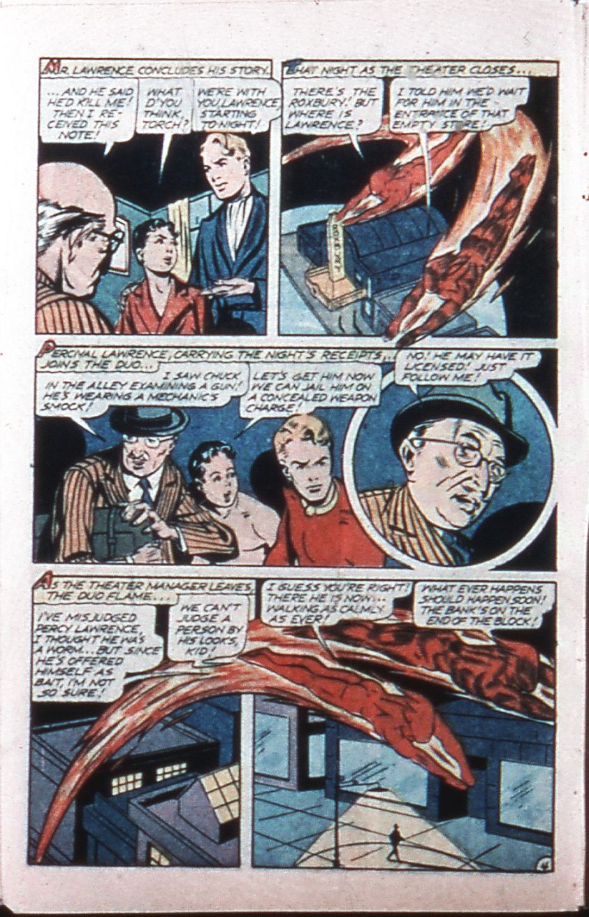 Marvel Mystery Comics (1939) issue 64 - Page 6