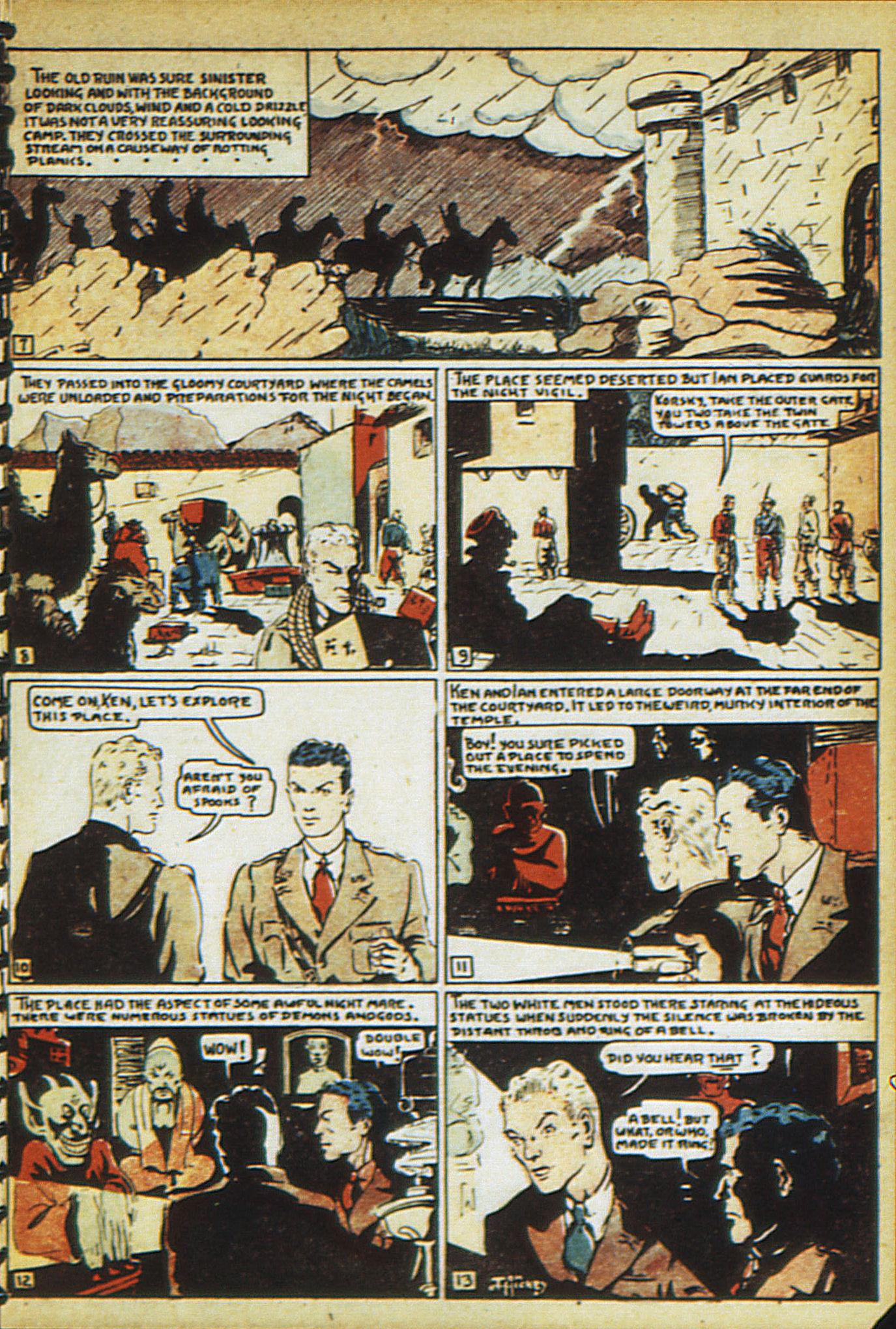 Read online Adventure Comics (1938) comic -  Issue #13 - 43