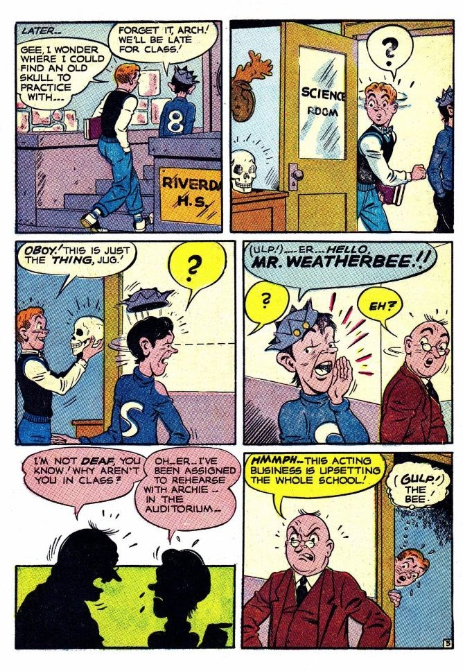 Archie Comics issue 026 - Page 13