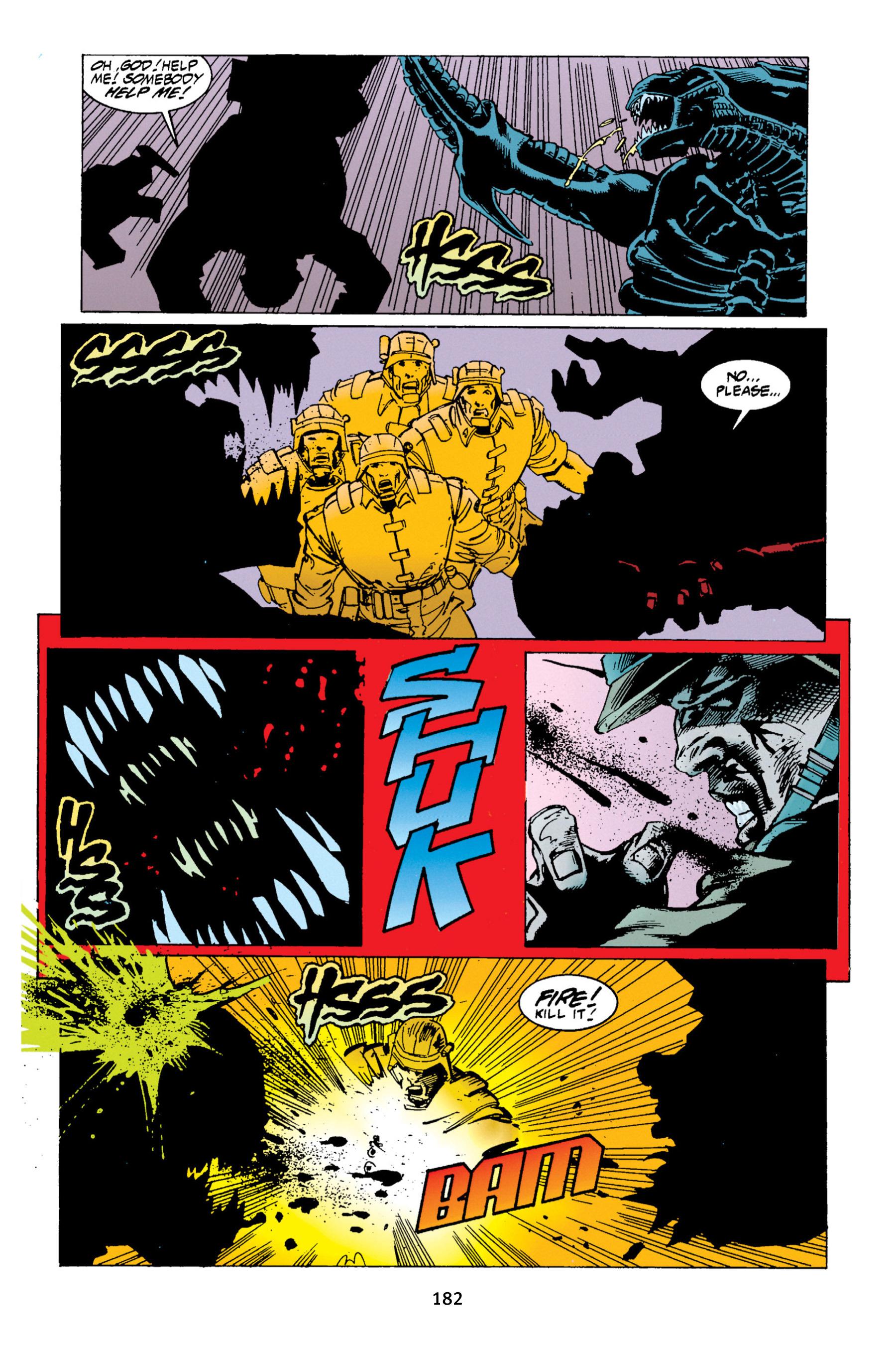 Read online Aliens vs. Predator Omnibus comic -  Issue # _TPB 1 Part 2 - 80