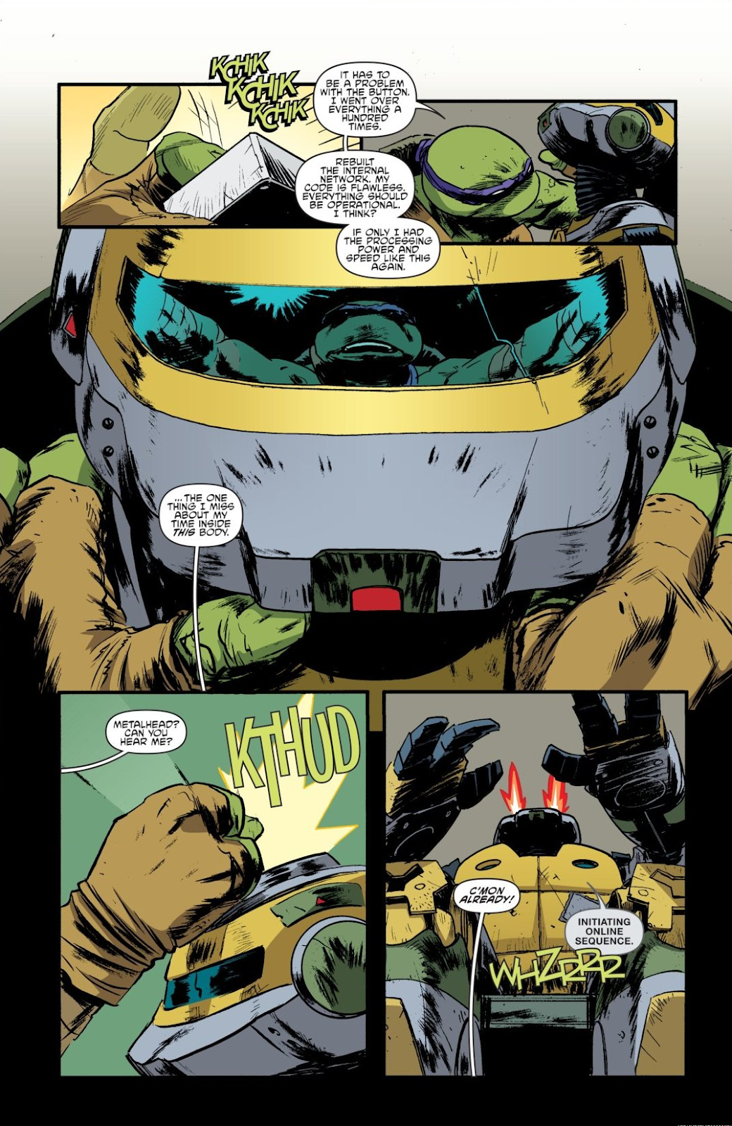 Read online Teenage Mutant Ninja Turtles: The IDW Collection comic -  Issue # TPB 8 (Part 4) - 41