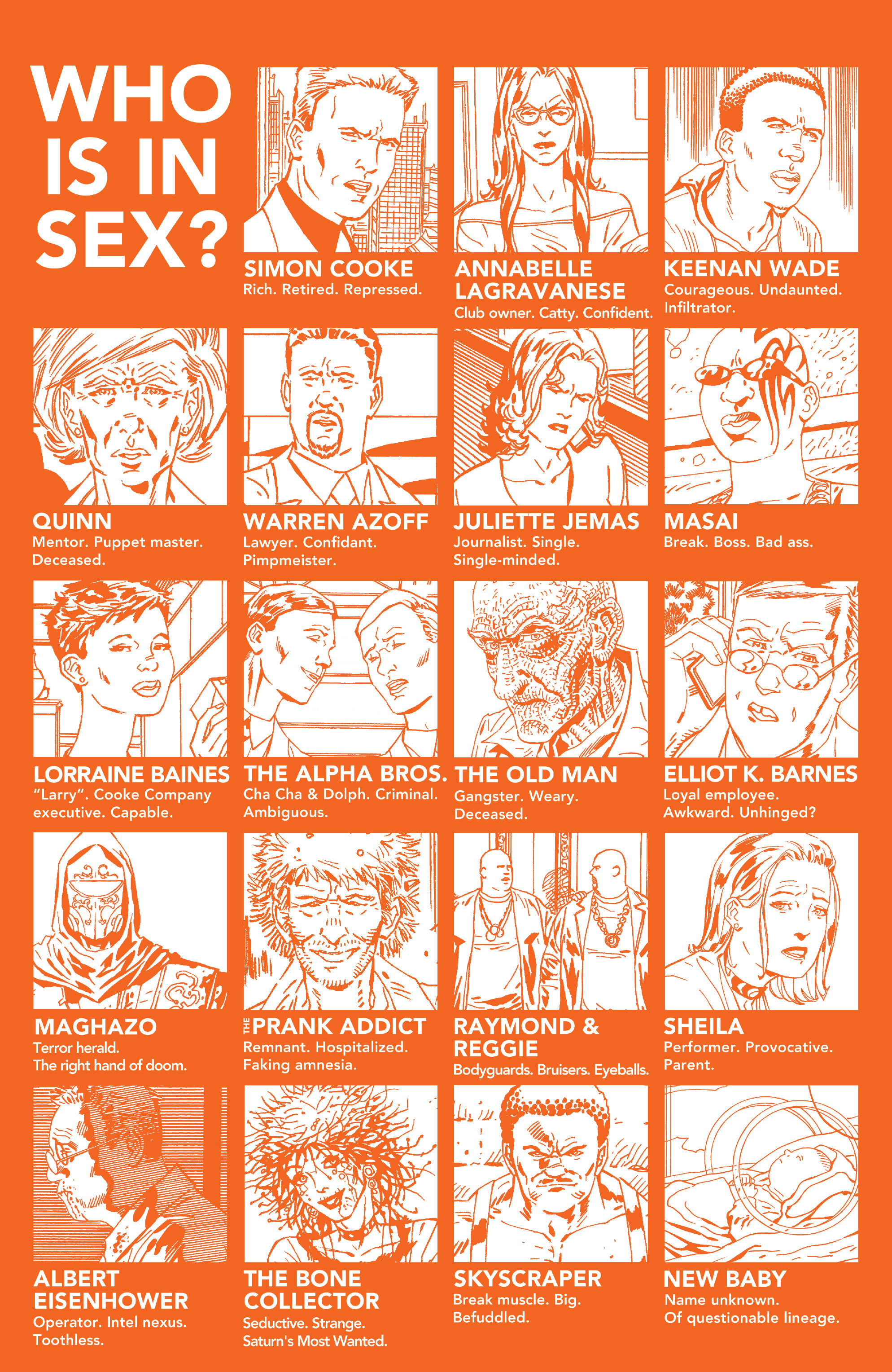 Read online Sex comic -  Issue #32 - 4