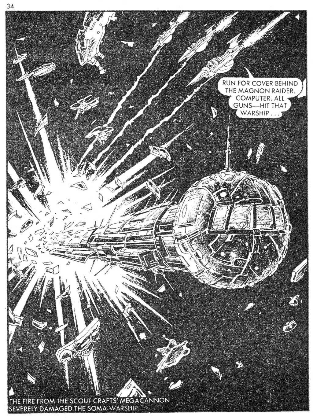 Starblazer issue 16 - Page 34