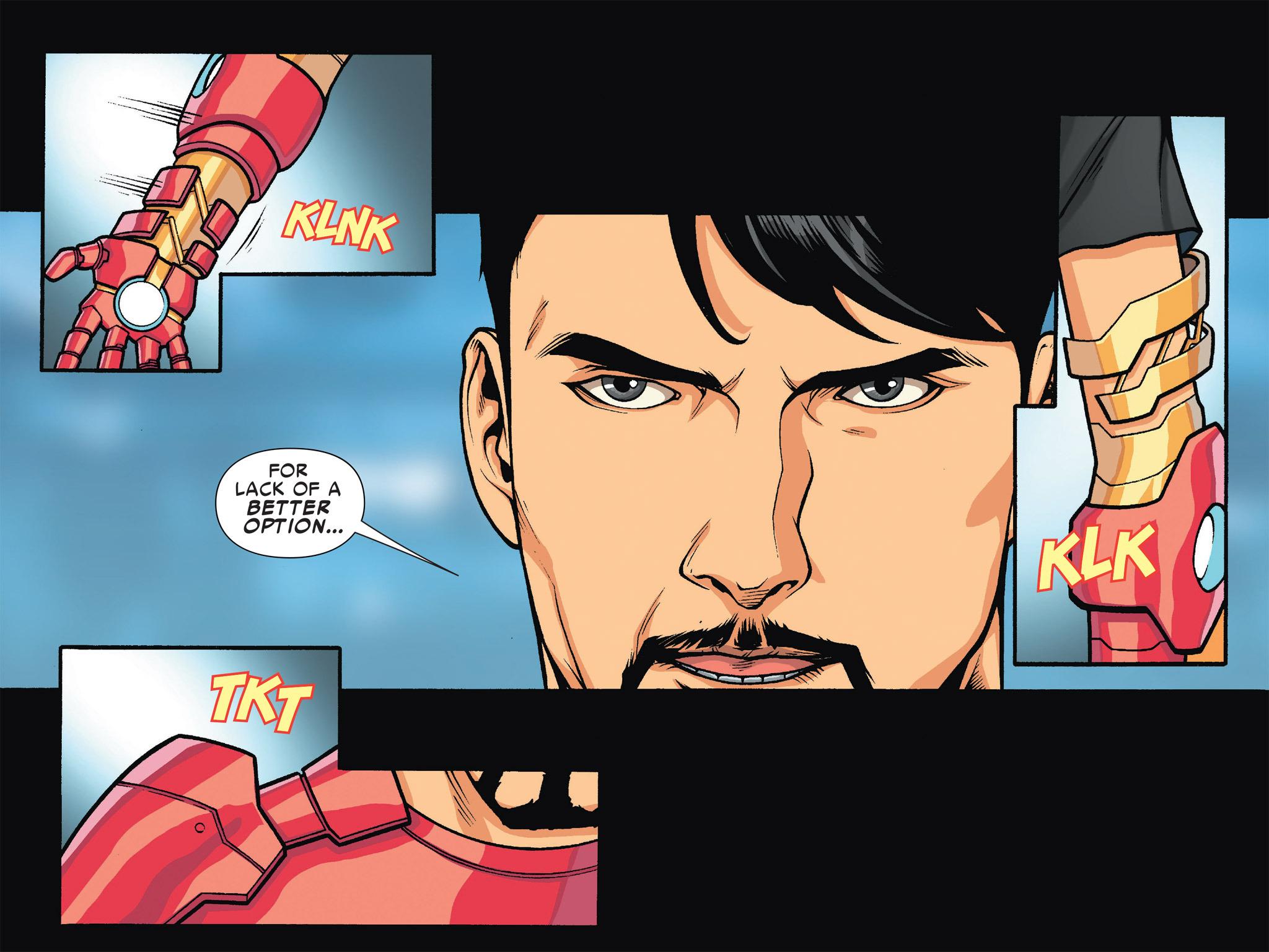 Read online Ultimate Spider-Man (Infinite Comics) (2016) comic -  Issue #4 - 19