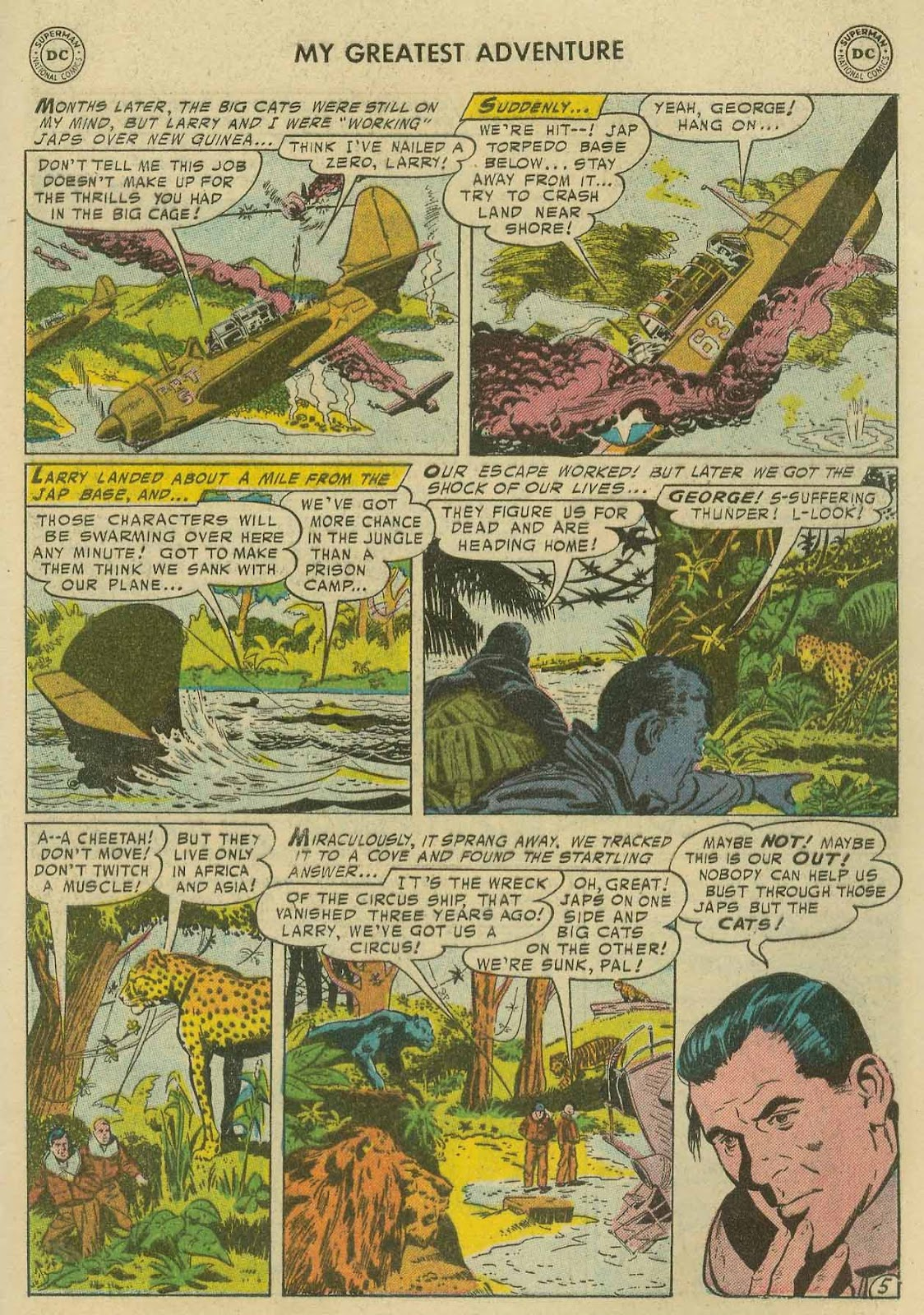 My Greatest Adventure (1955) issue 5 - Page 29